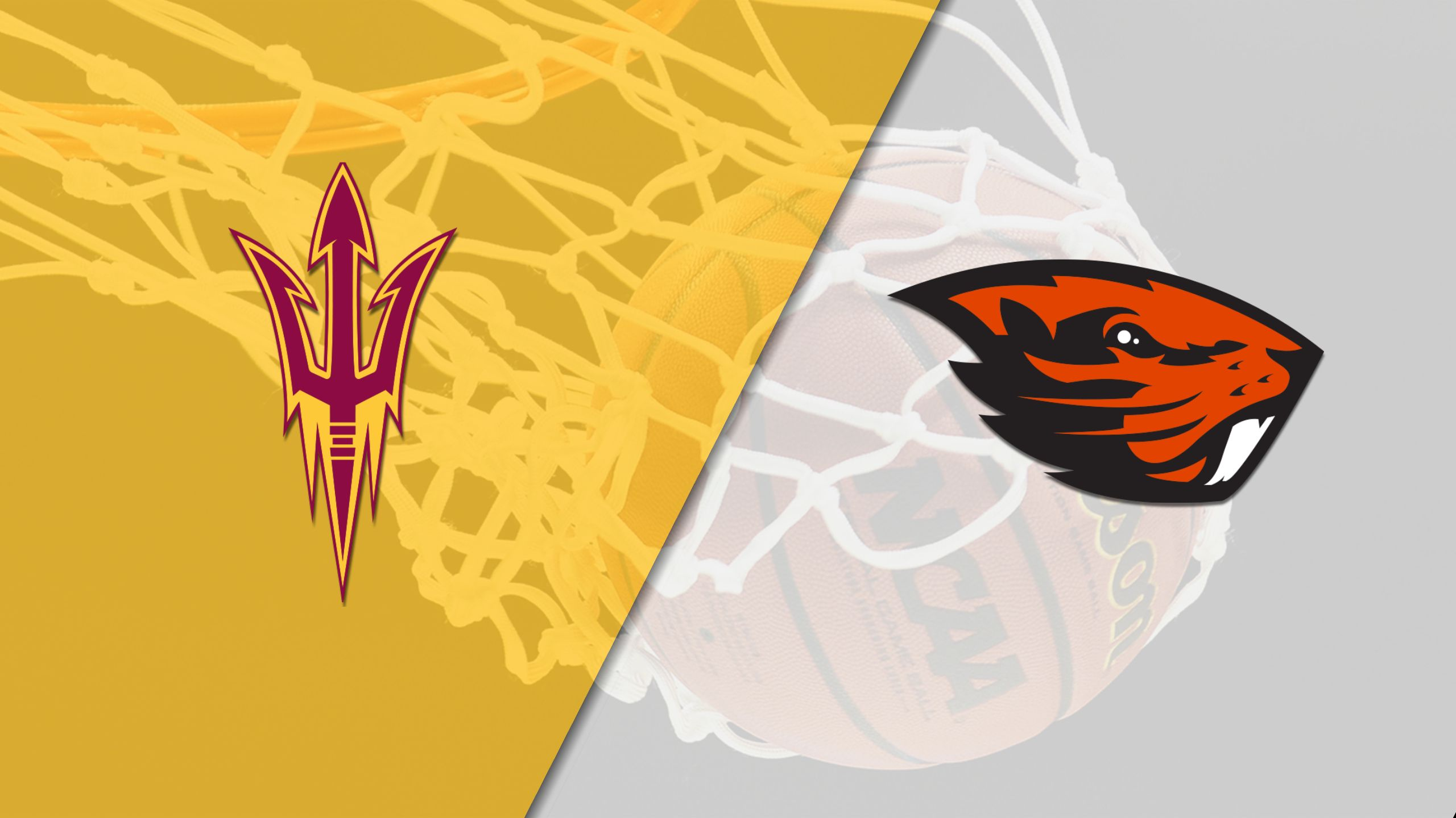 Arizona State vs. Oregon State (M Basketball)