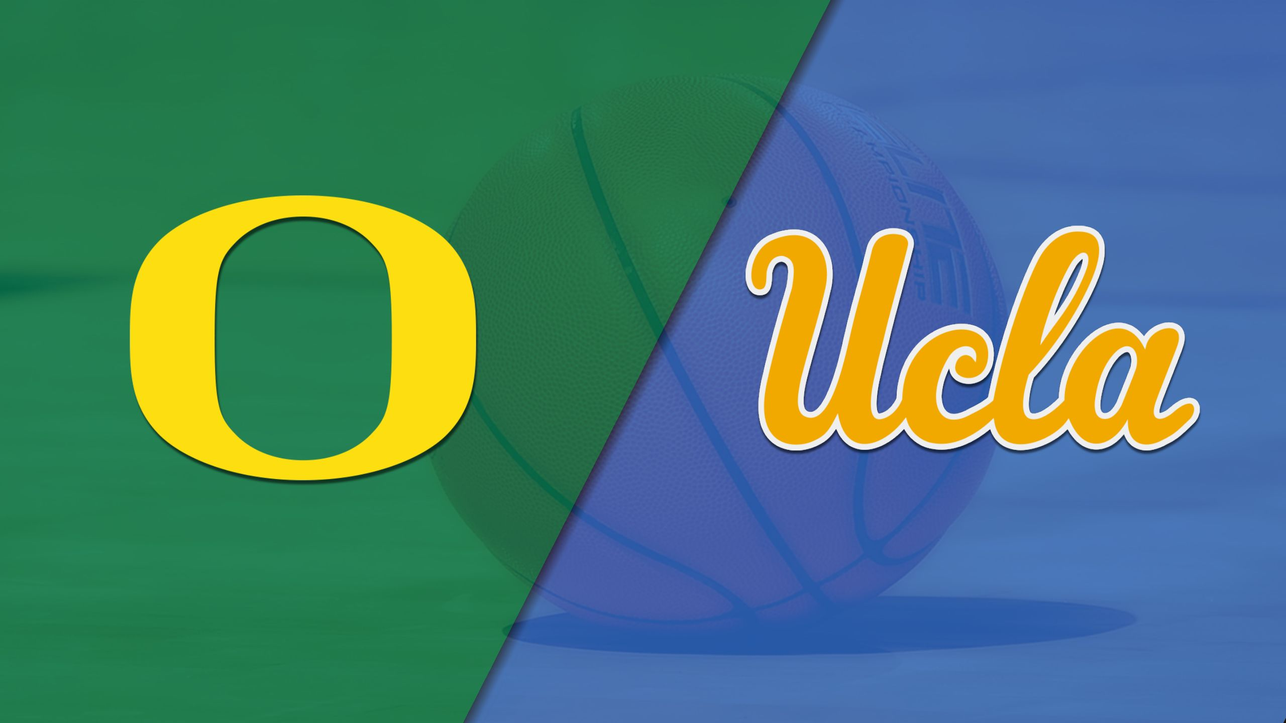 Oregon vs. UCLA (M Basketball)