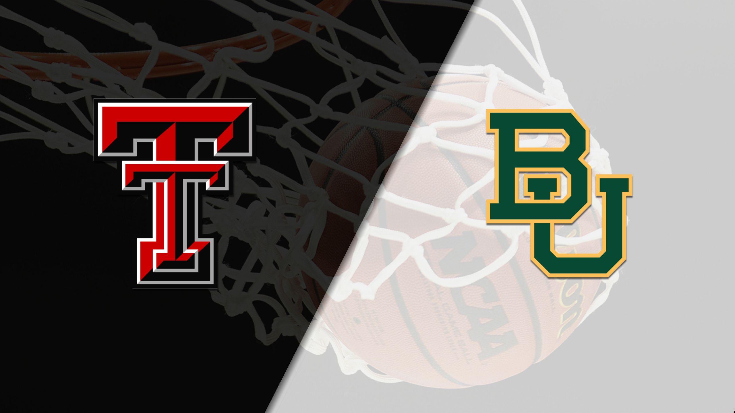 #7 Texas Tech vs. Baylor (M Basketball)