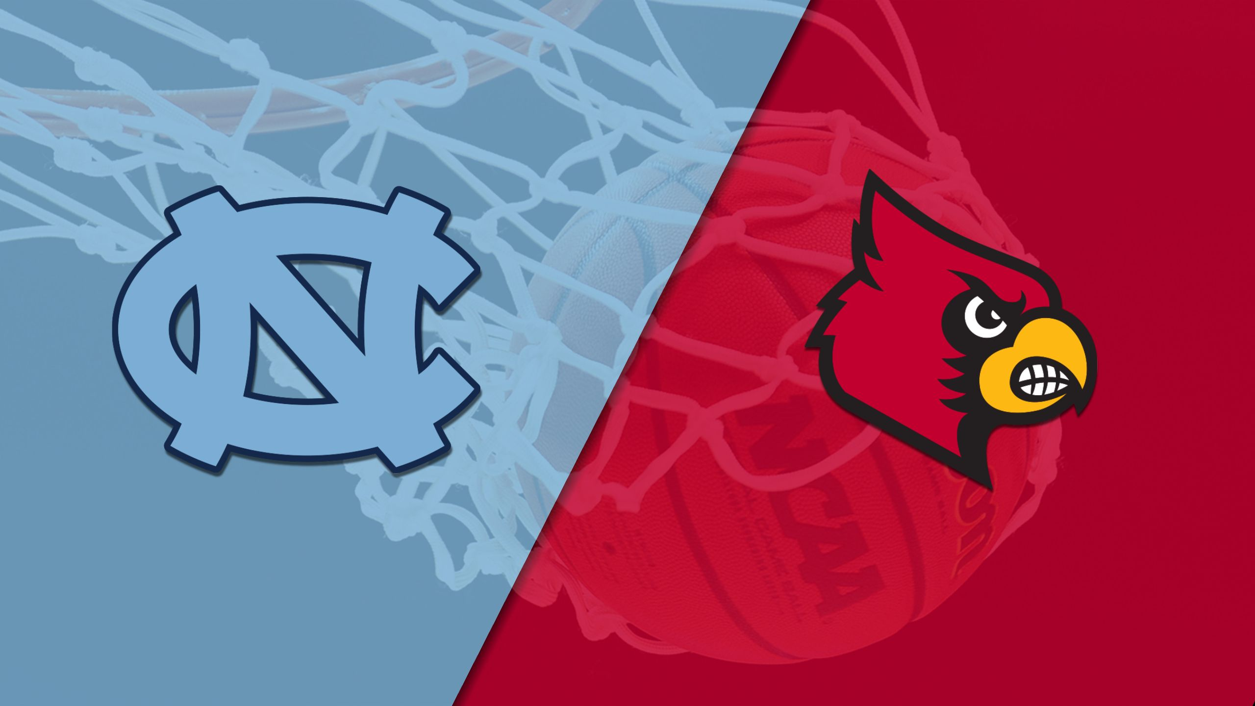 #14 North Carolina vs. Louisville (M Basketball) (re-air)