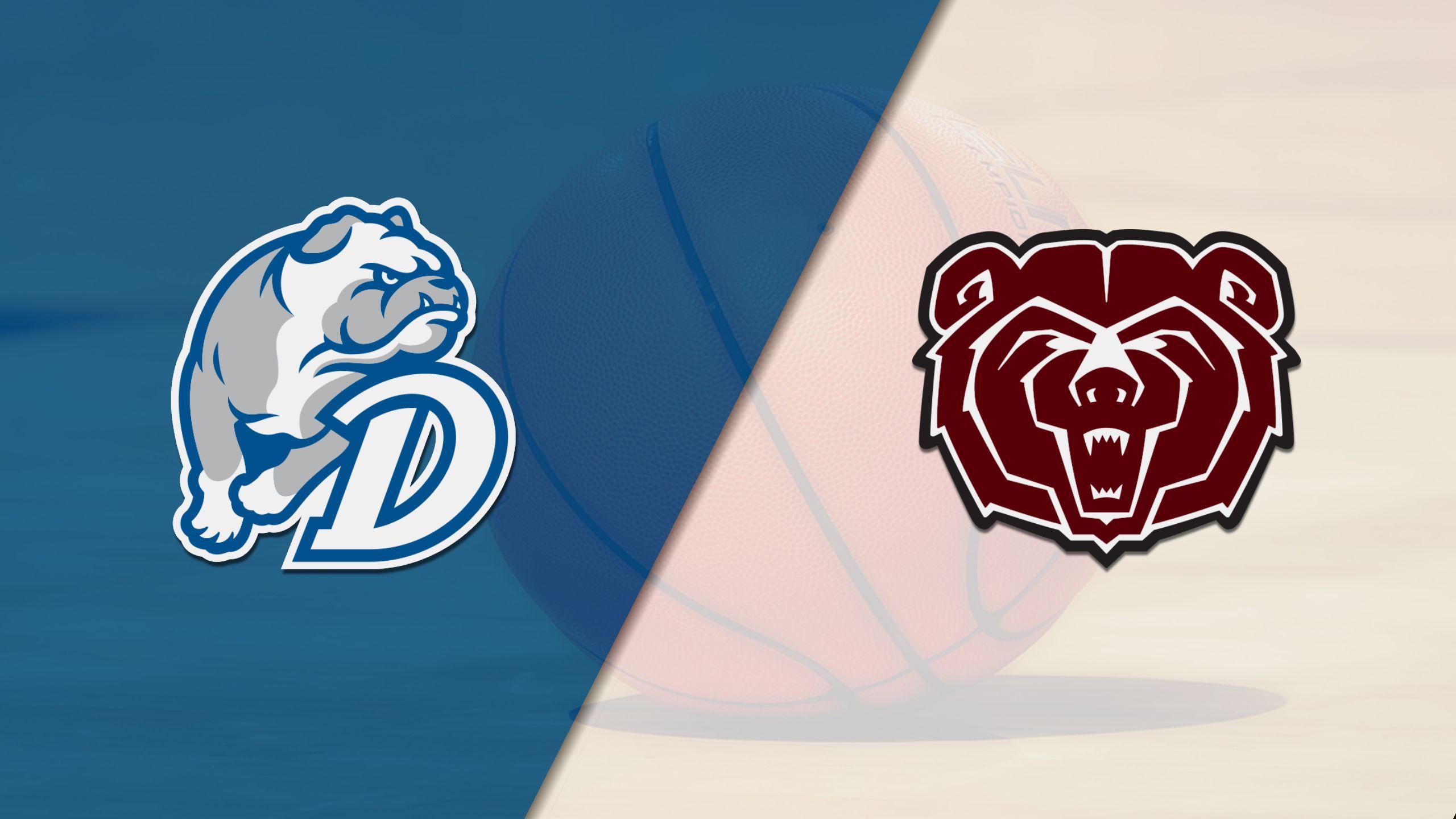 Drake vs. Missouri State (M Basketball)
