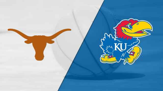 Texas vs. #6 Kansas (M Basketball)