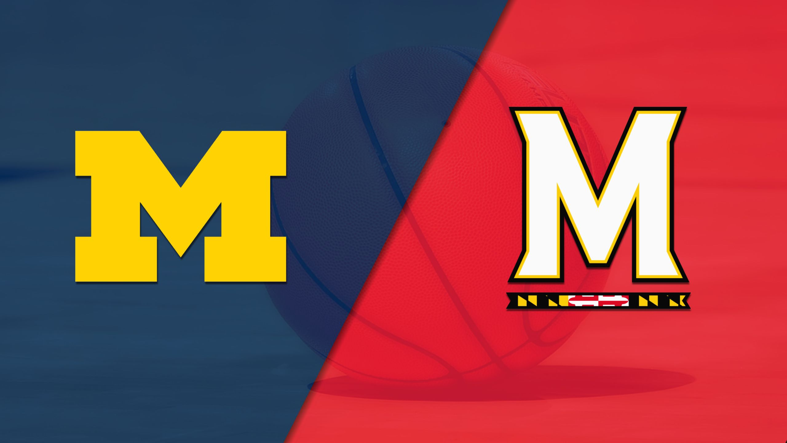 #17 Michigan vs. Maryland (M Basketball) (re-air)