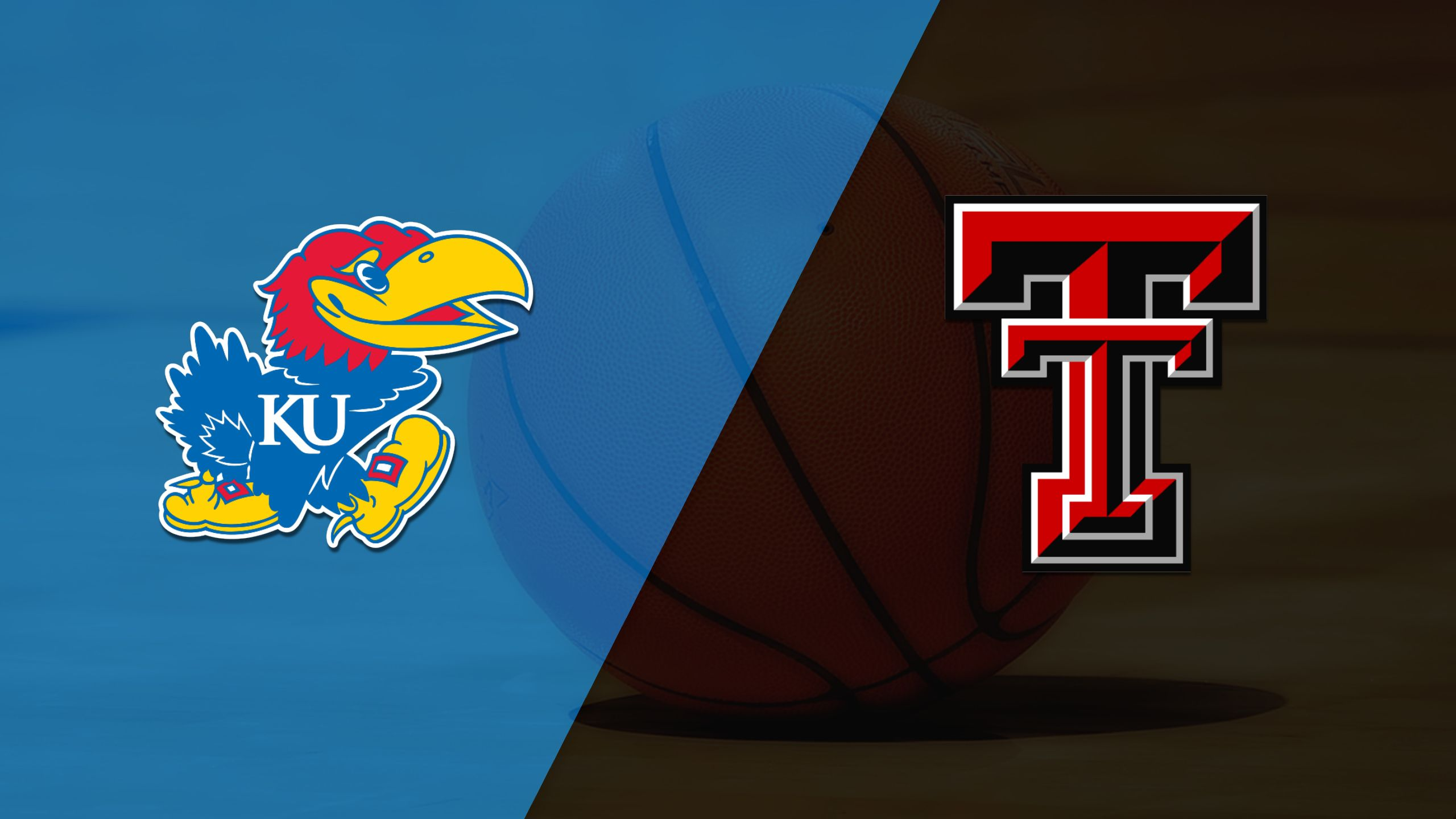 #8 Kansas vs. #6 Texas Tech (M Basketball) (re-air)