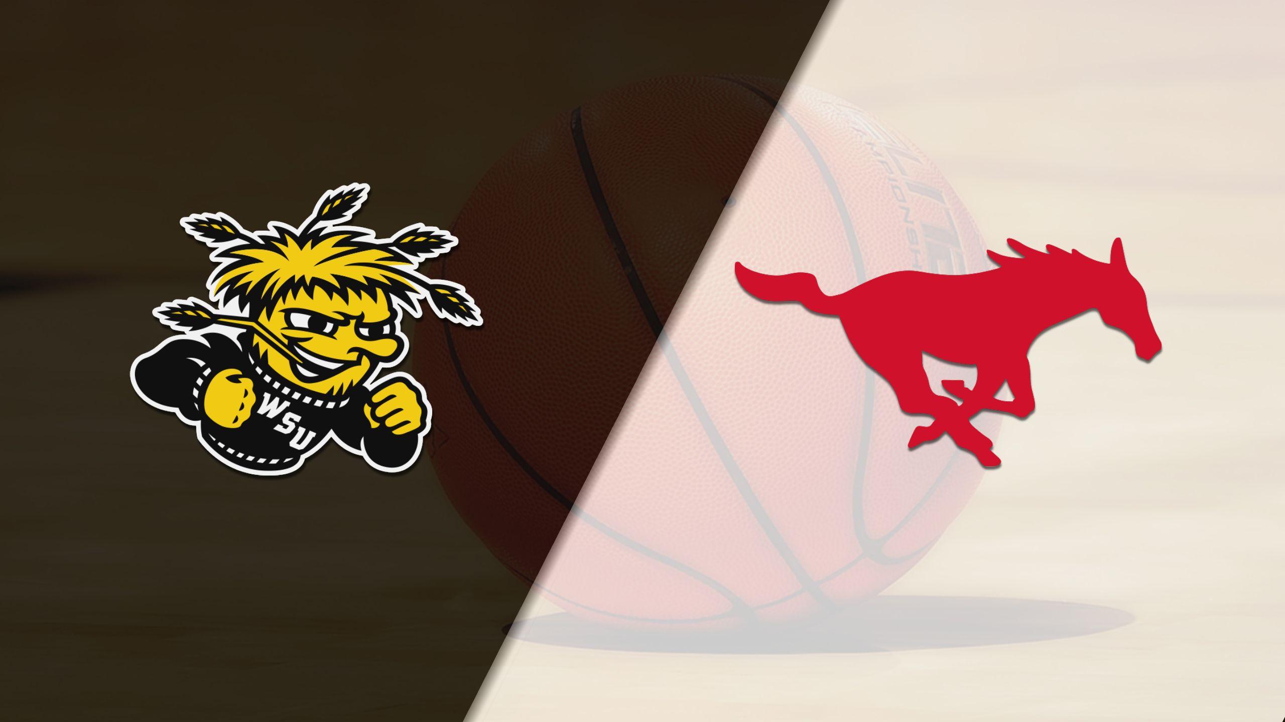 #13 Wichita State vs. SMU (M Basketball)