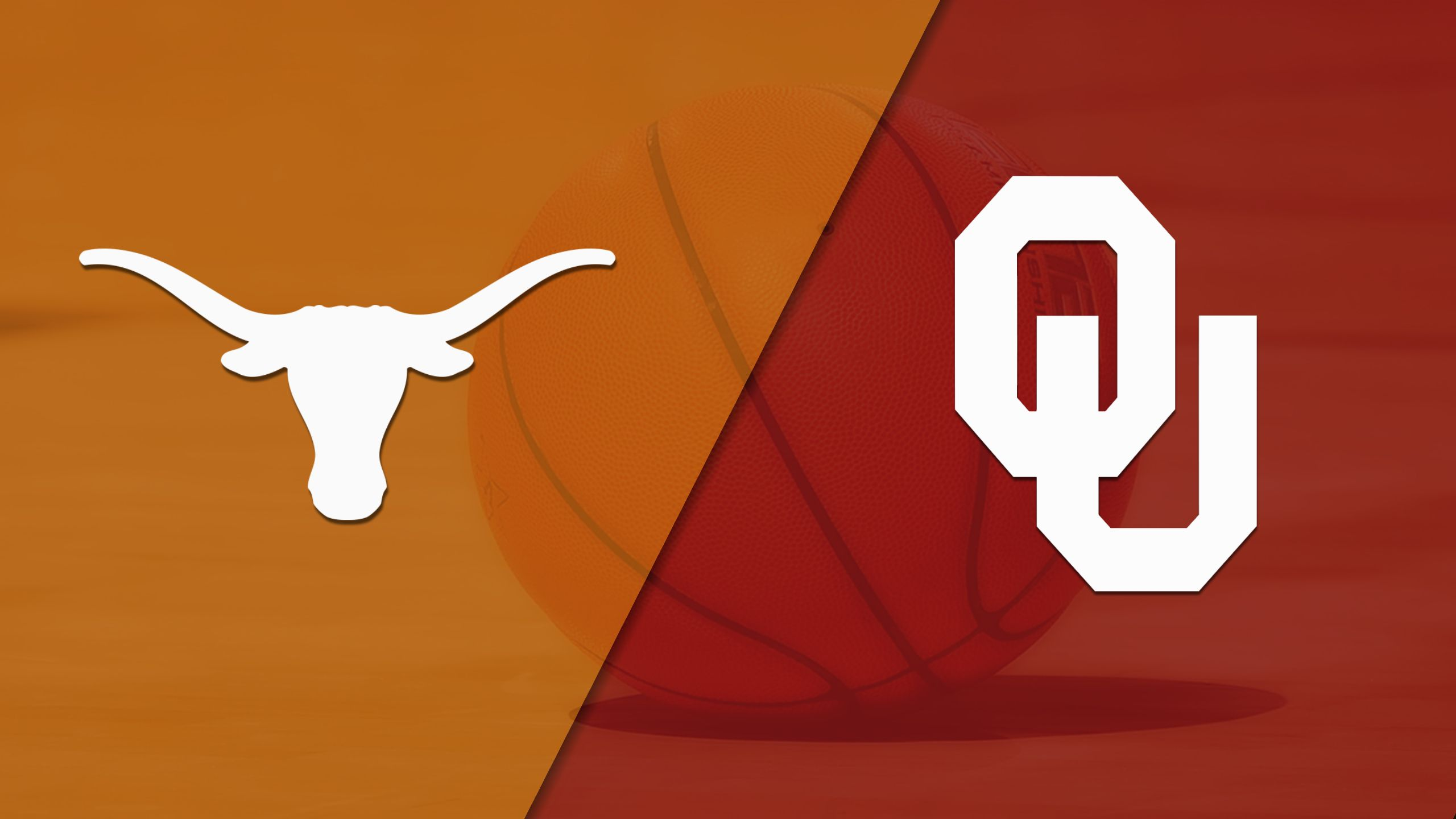 Texas vs. #23 Oklahoma (M Basketball) (re-air)