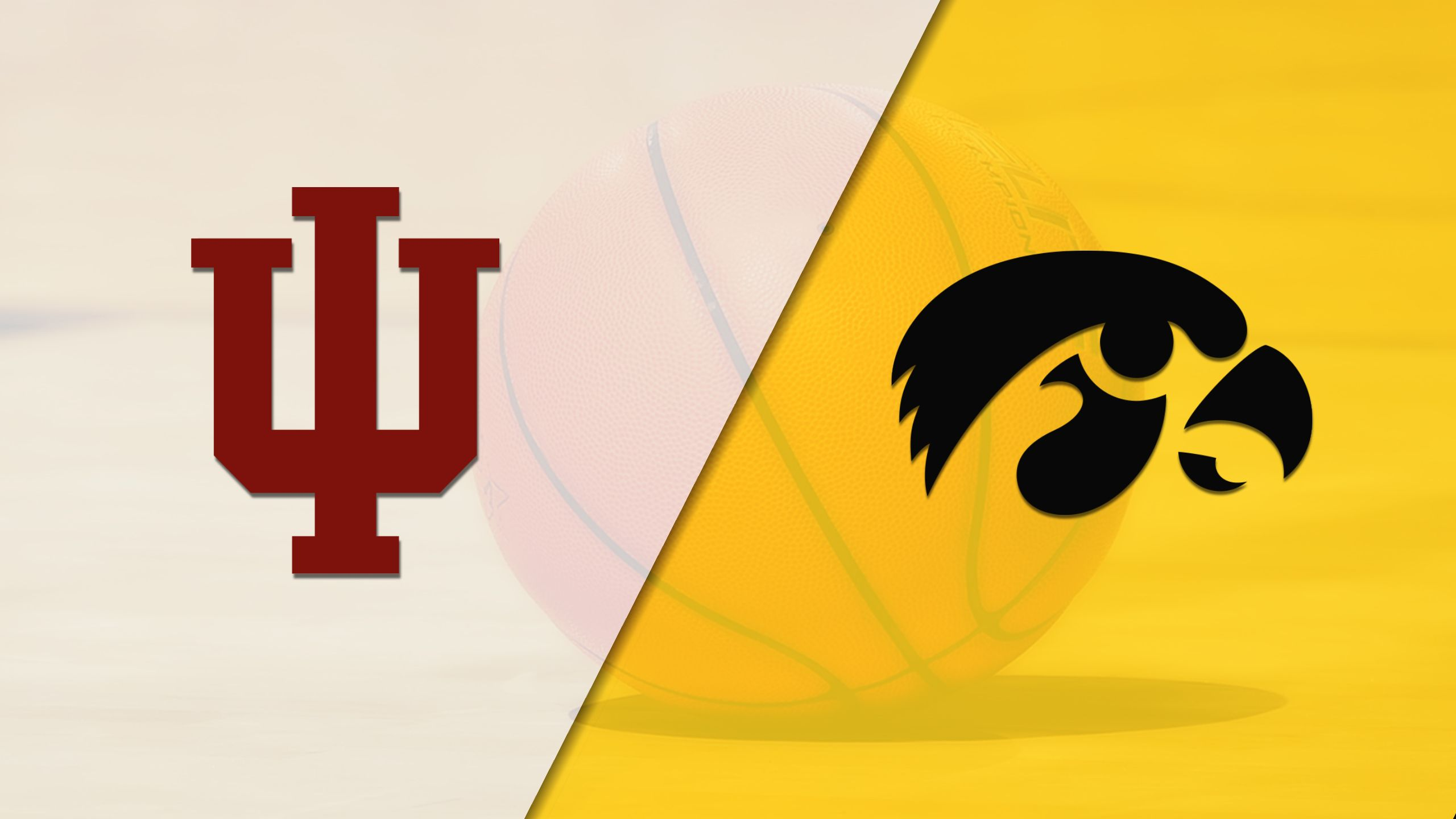 Indiana vs. Iowa (M Basketball) (re-air)
