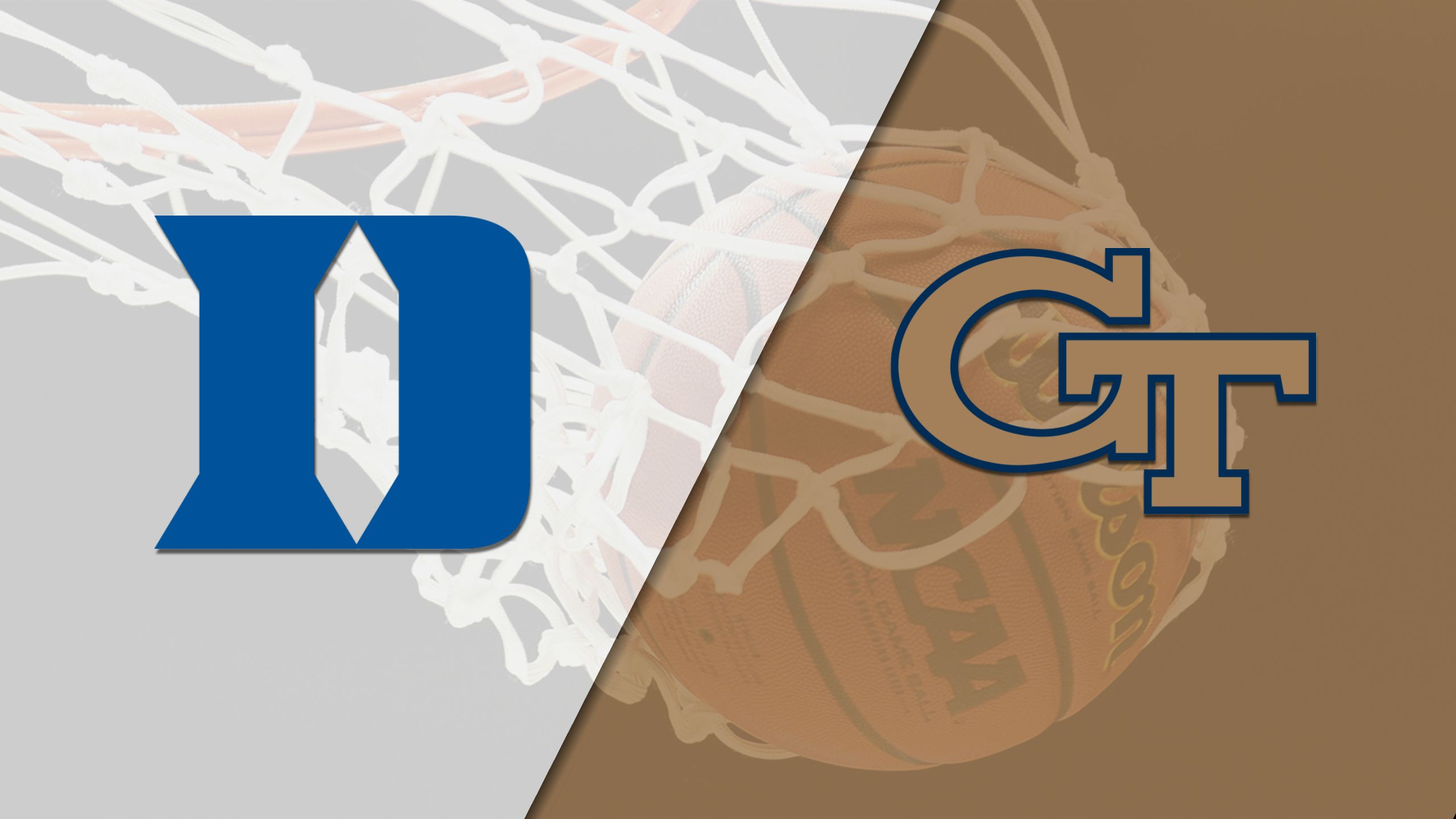 #9 Duke vs. Georgia Tech (M Basketball)