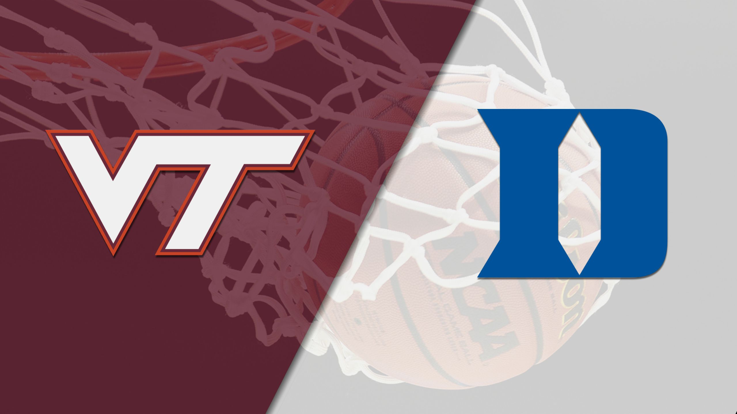 Virginia Tech vs. #12 Duke (M Basketball)