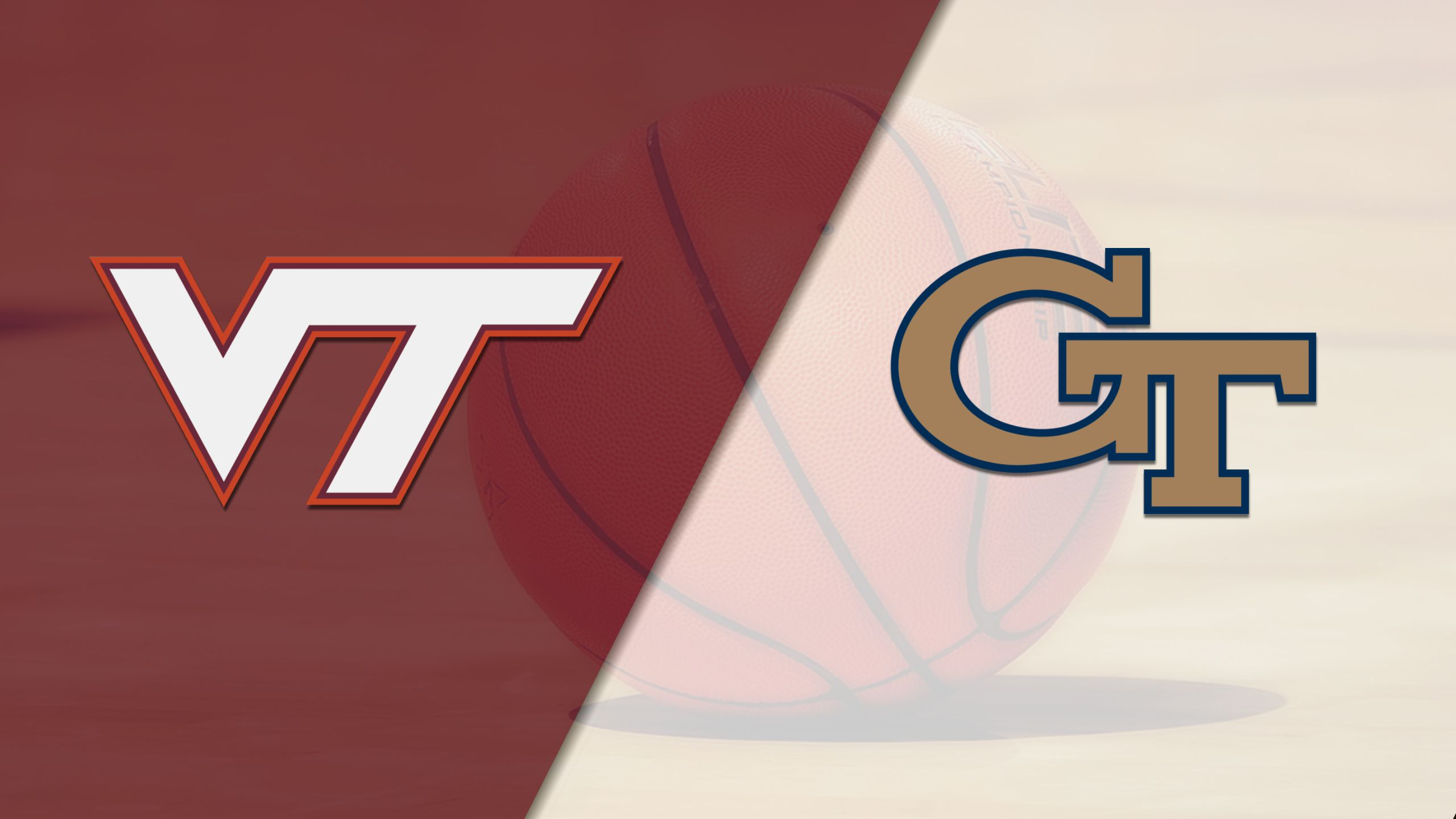 Virginia Tech vs. Georgia Tech (M Basketball) (re-air)