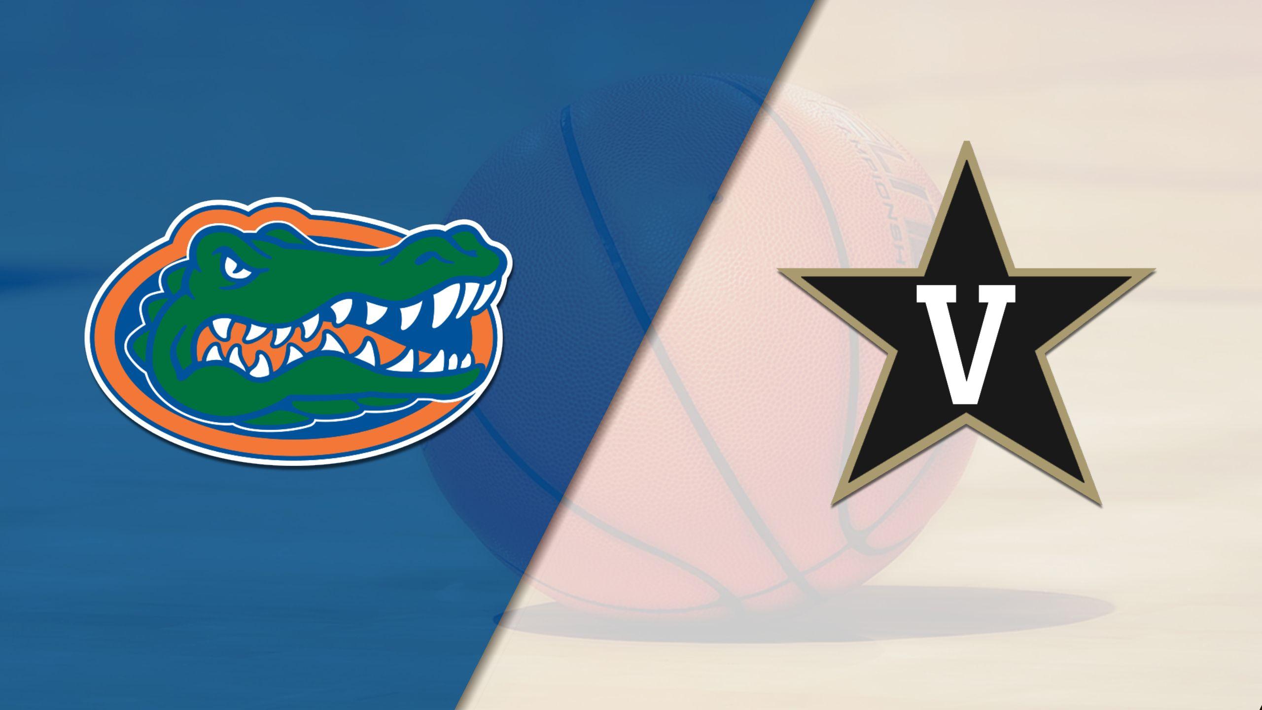 Florida vs. Vanderbilt (M Basketball)