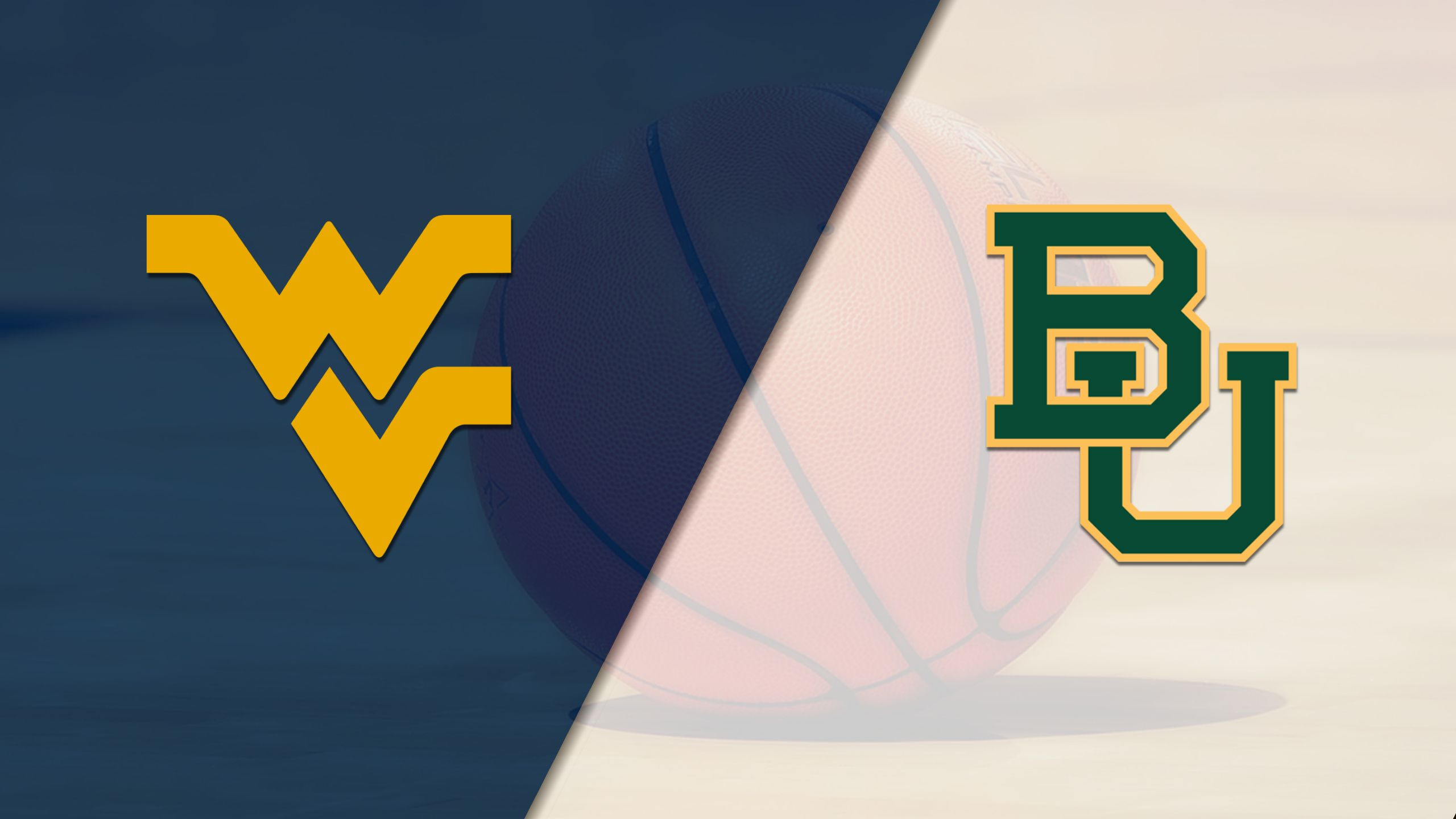 #21 West Virginia vs. Baylor (M Basketball) (re-air)