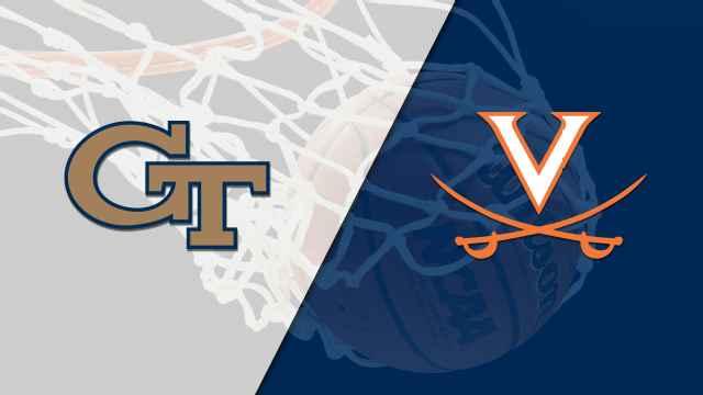 Georgia Tech vs. #1 Virginia (M Basketball)