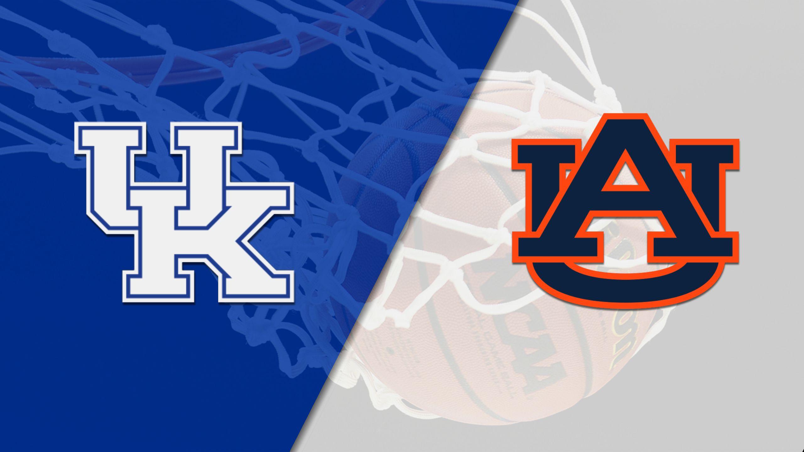 Kentucky vs. #10 Auburn (M Basketball)