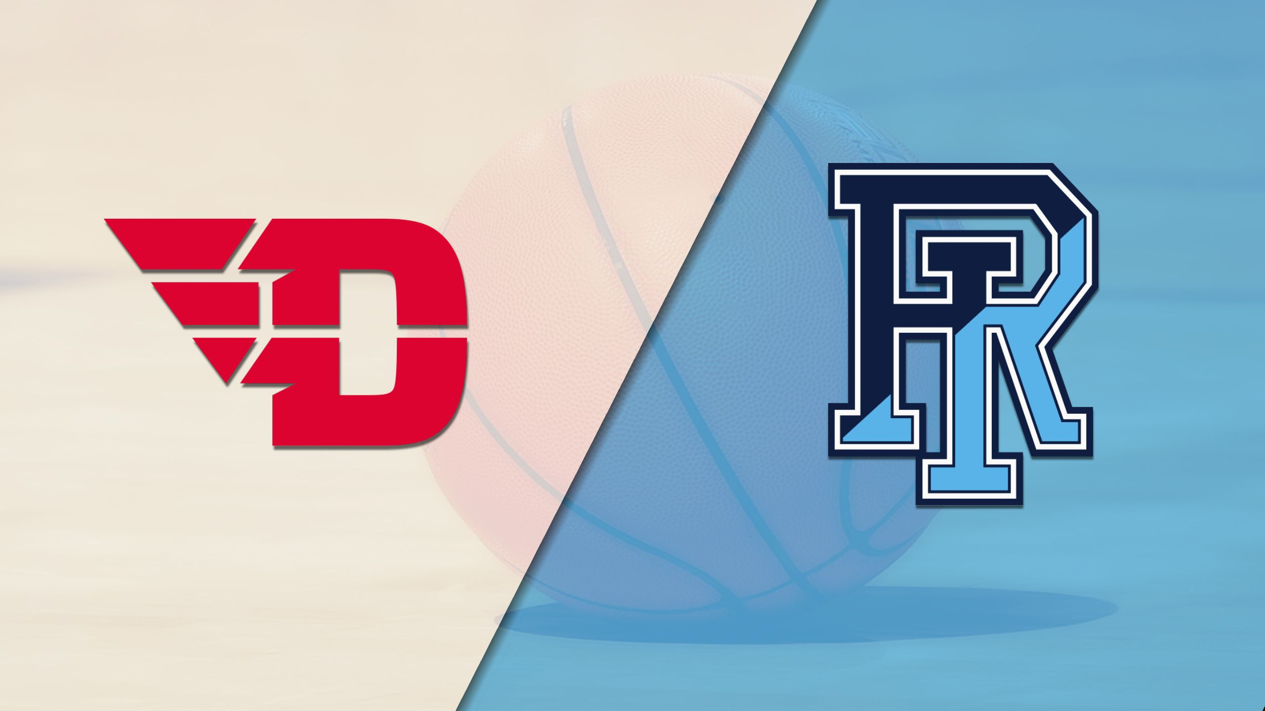 Dayton vs. #18 Rhode Island (M Basketball)