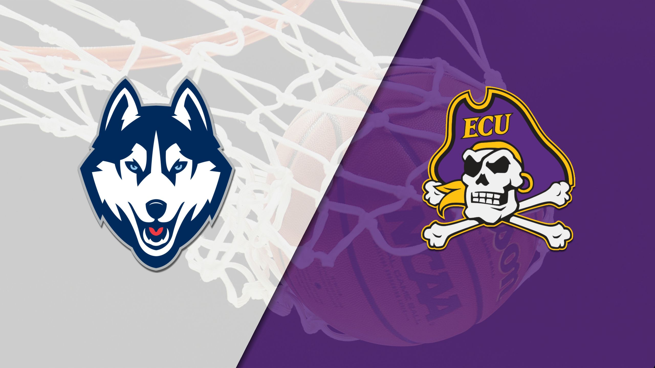 Connecticut vs. East Carolina (M Basketball)