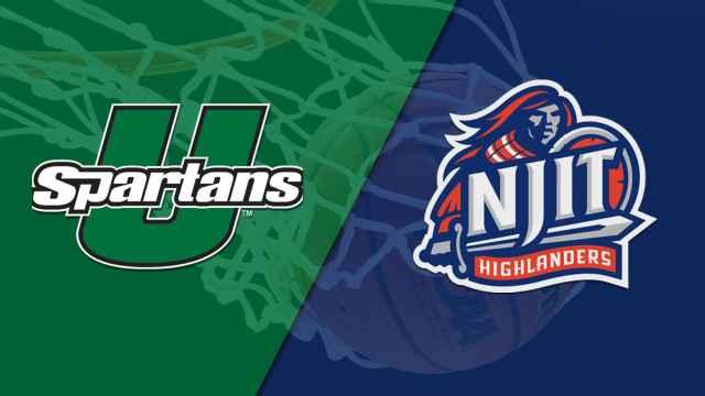 South Carolina Upstate vs. NJIT (M Basketball)