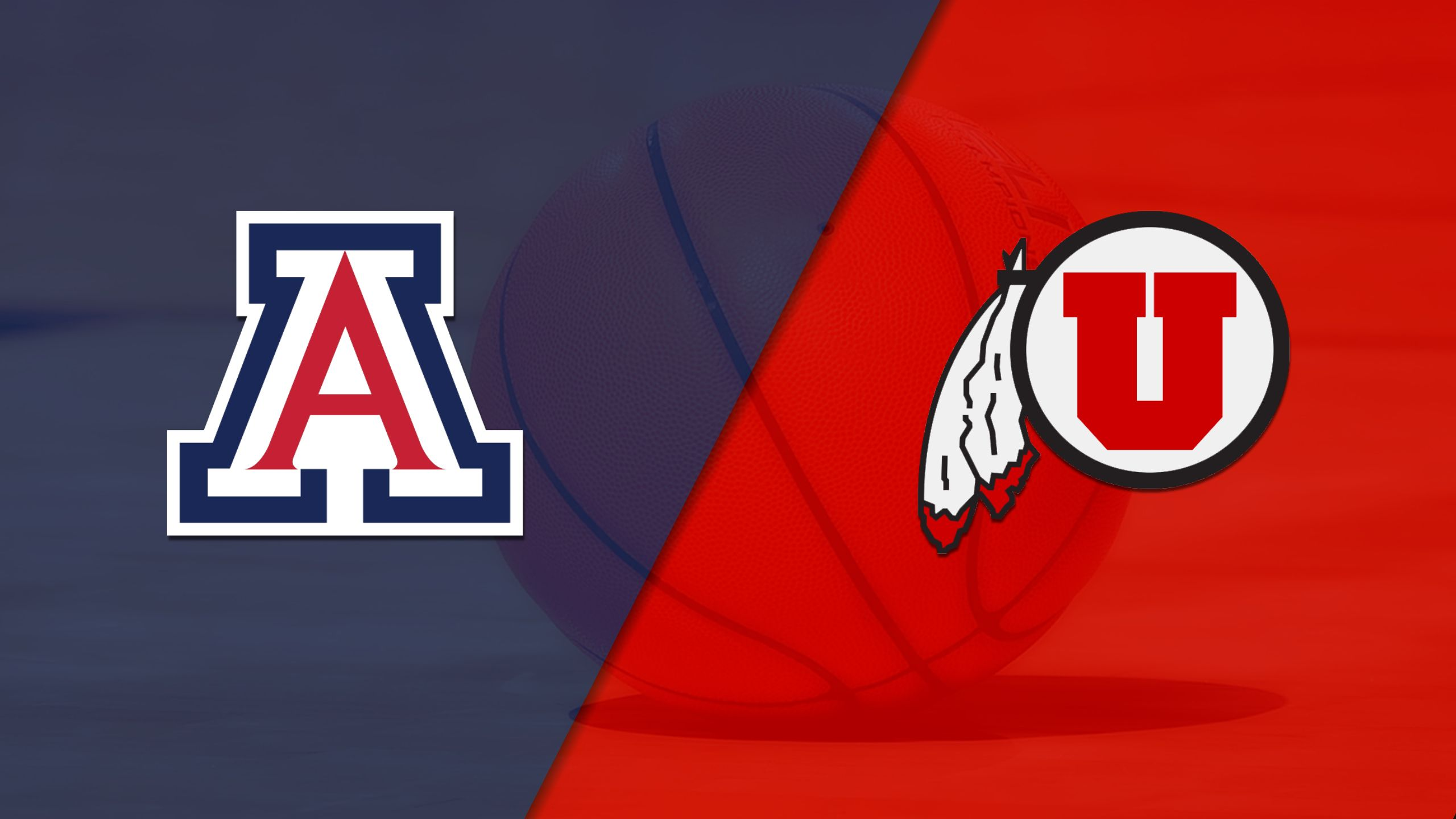 #14 Arizona vs. Utah (M Basketball) (re-air)