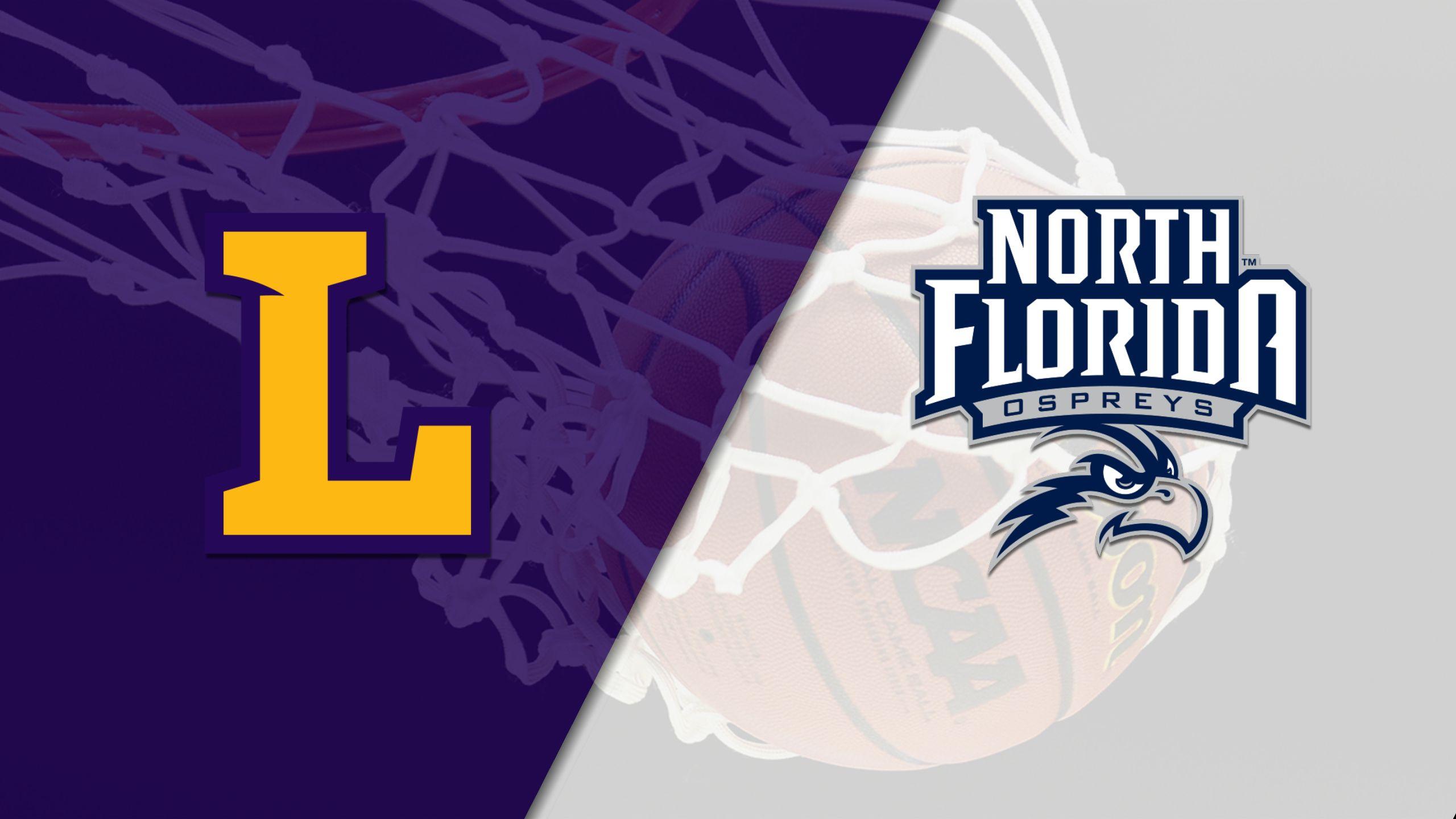 Lipscomb vs. North Florida (M Basketball)