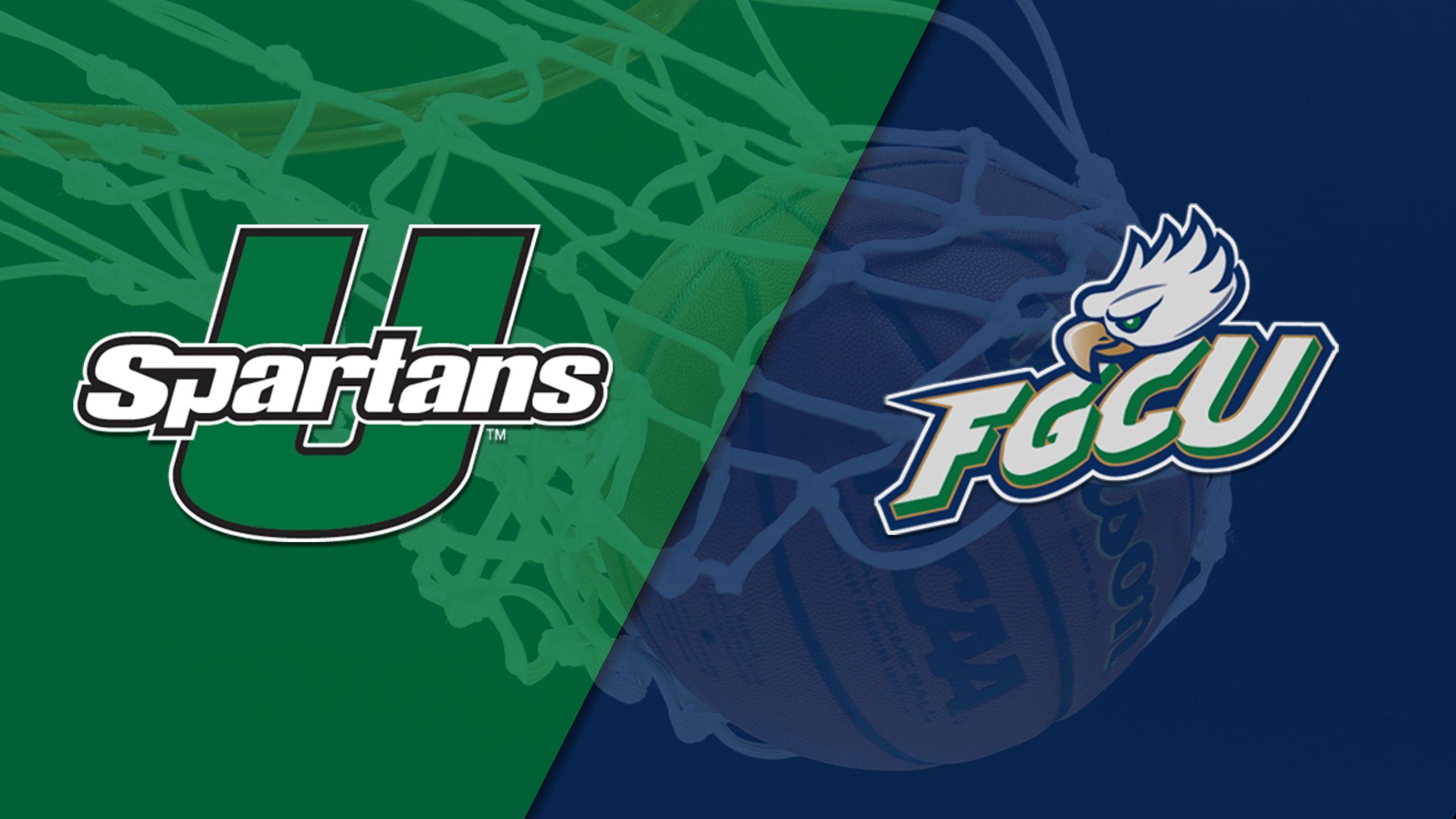 South Carolina Upstate vs. Florida Gulf Coast (M Basketball)