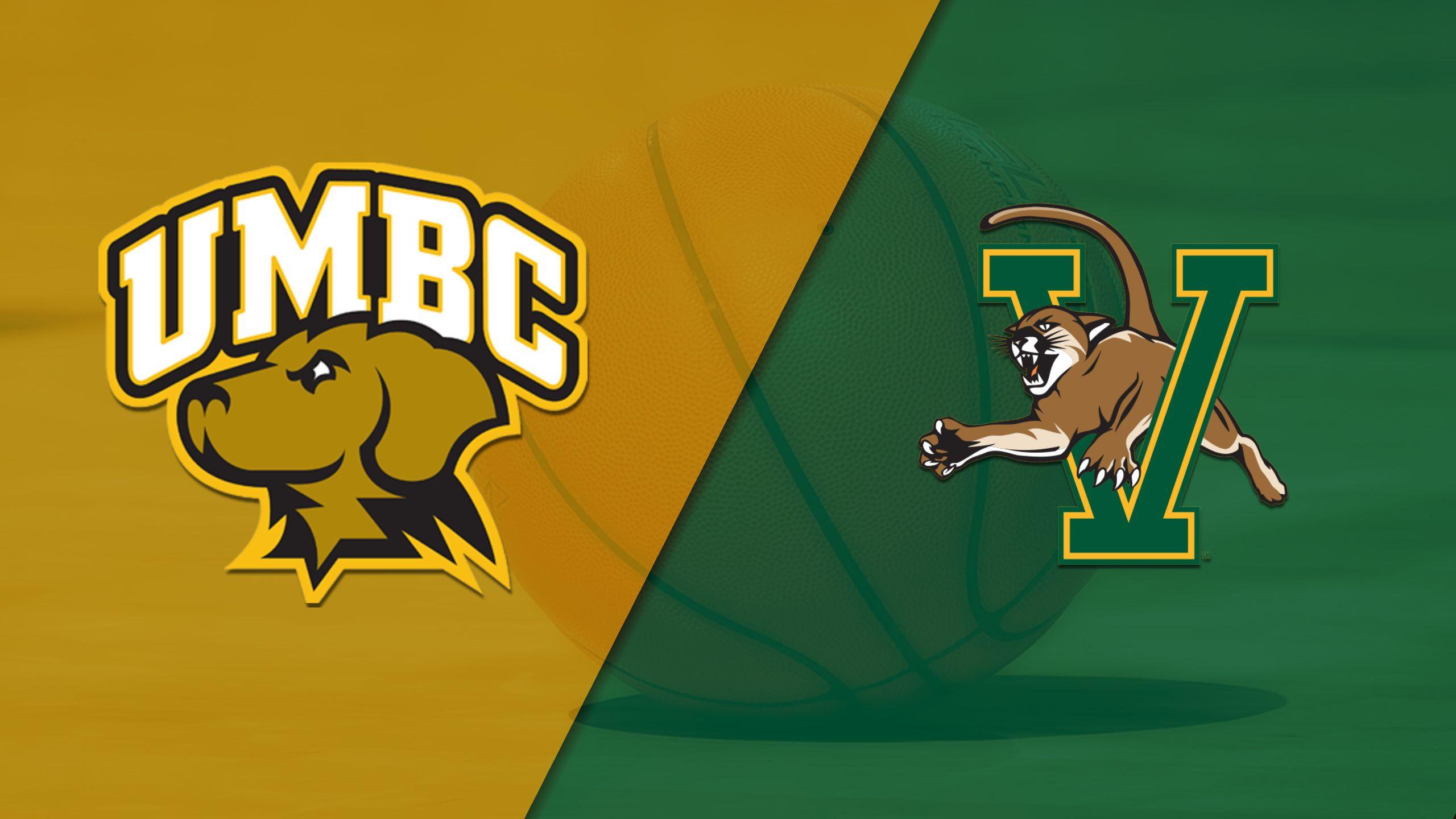 UMBC vs. Vermont (M Basketball)