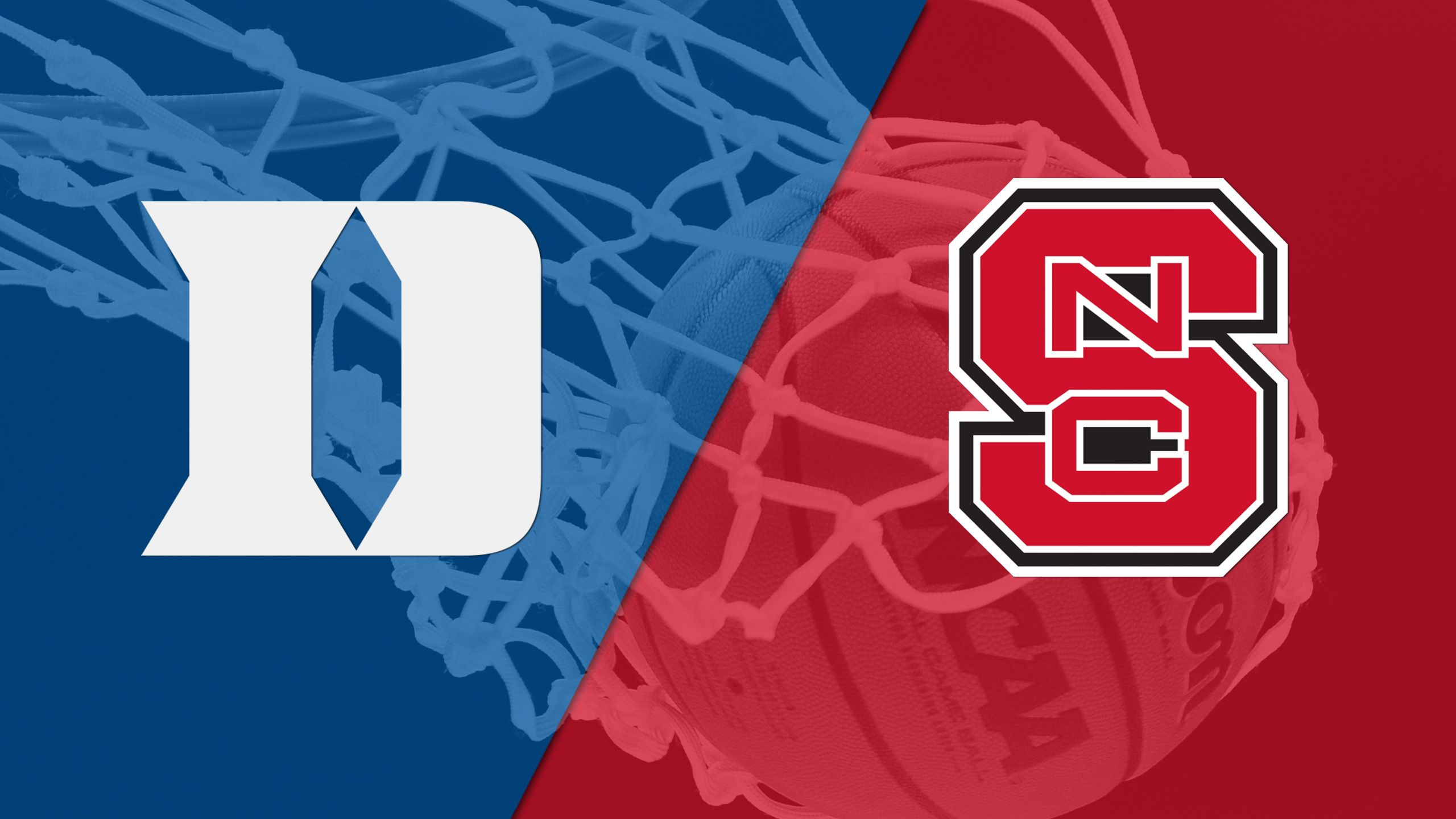#2 Duke vs. NC State (M Basketball) (re-air)