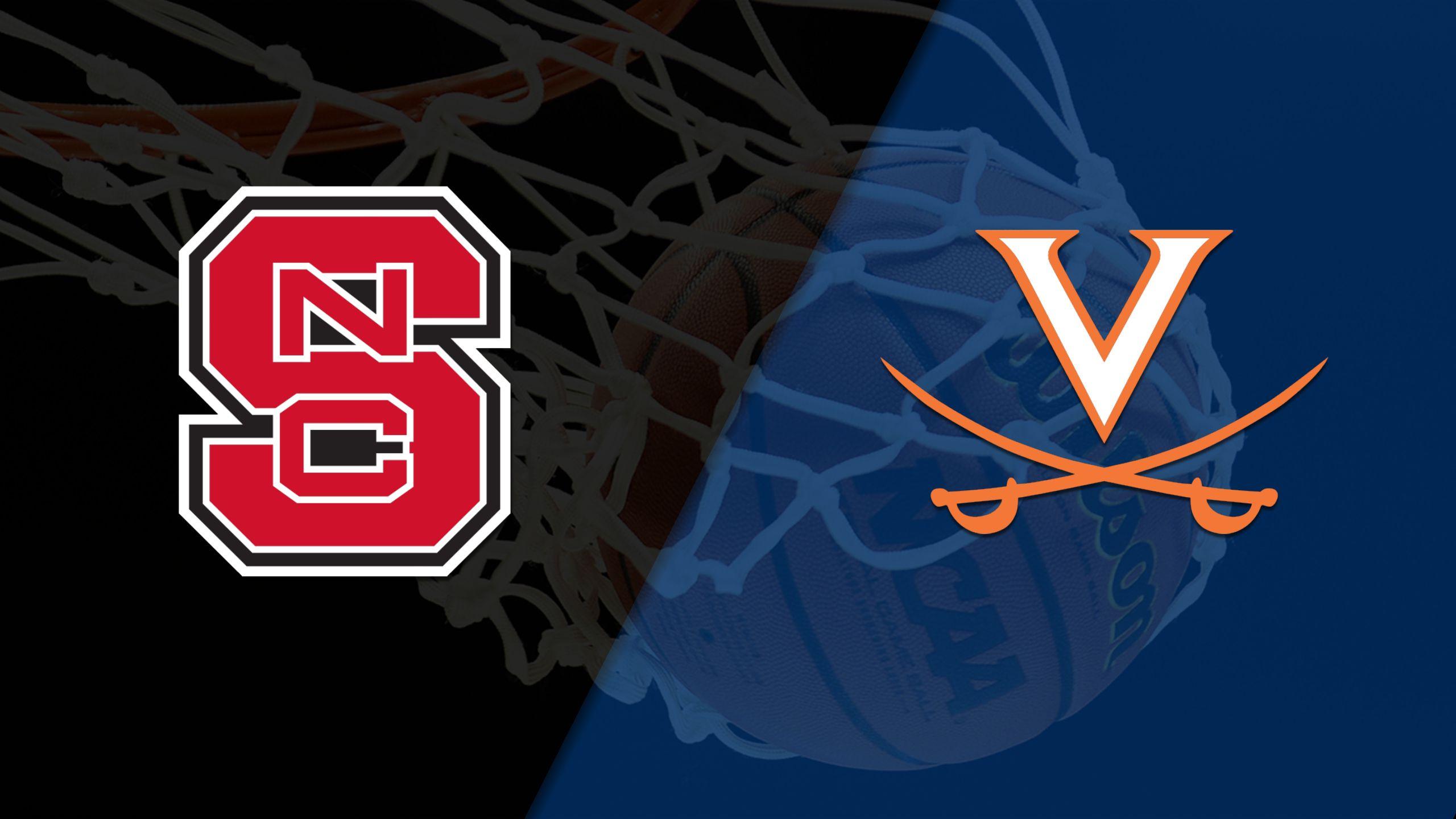 NC State vs. #3 Virginia (M Basketball)