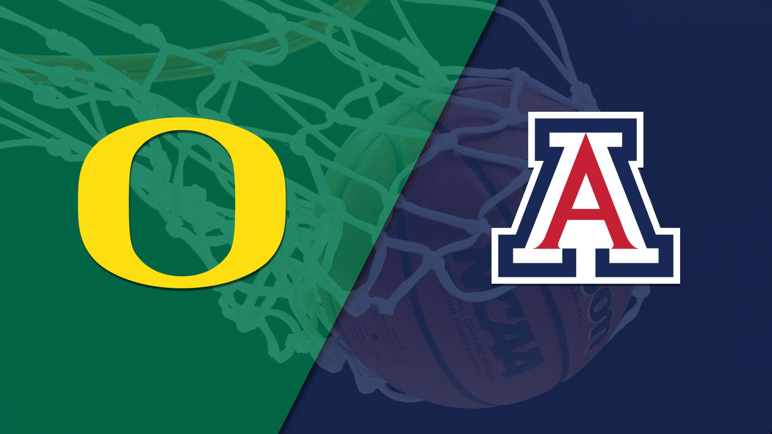 Oregon vs. #17 Arizona (M Basketball) (re-air)
