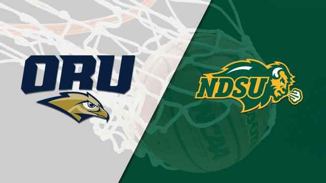 Oral Roberts vs. North Dakota State (M Basketball)
