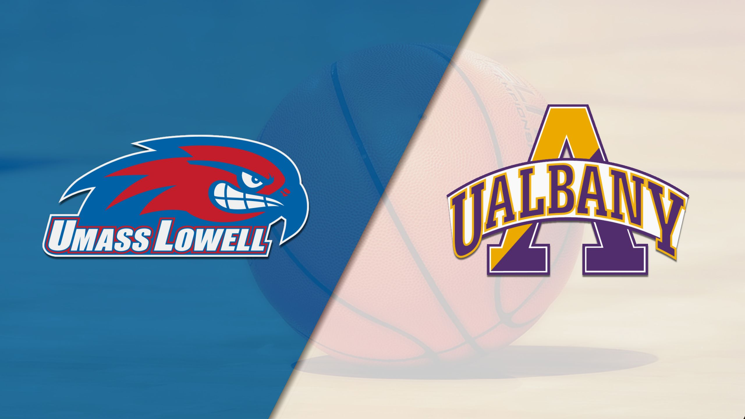 UMass Lowell vs. Albany (M Basketball)