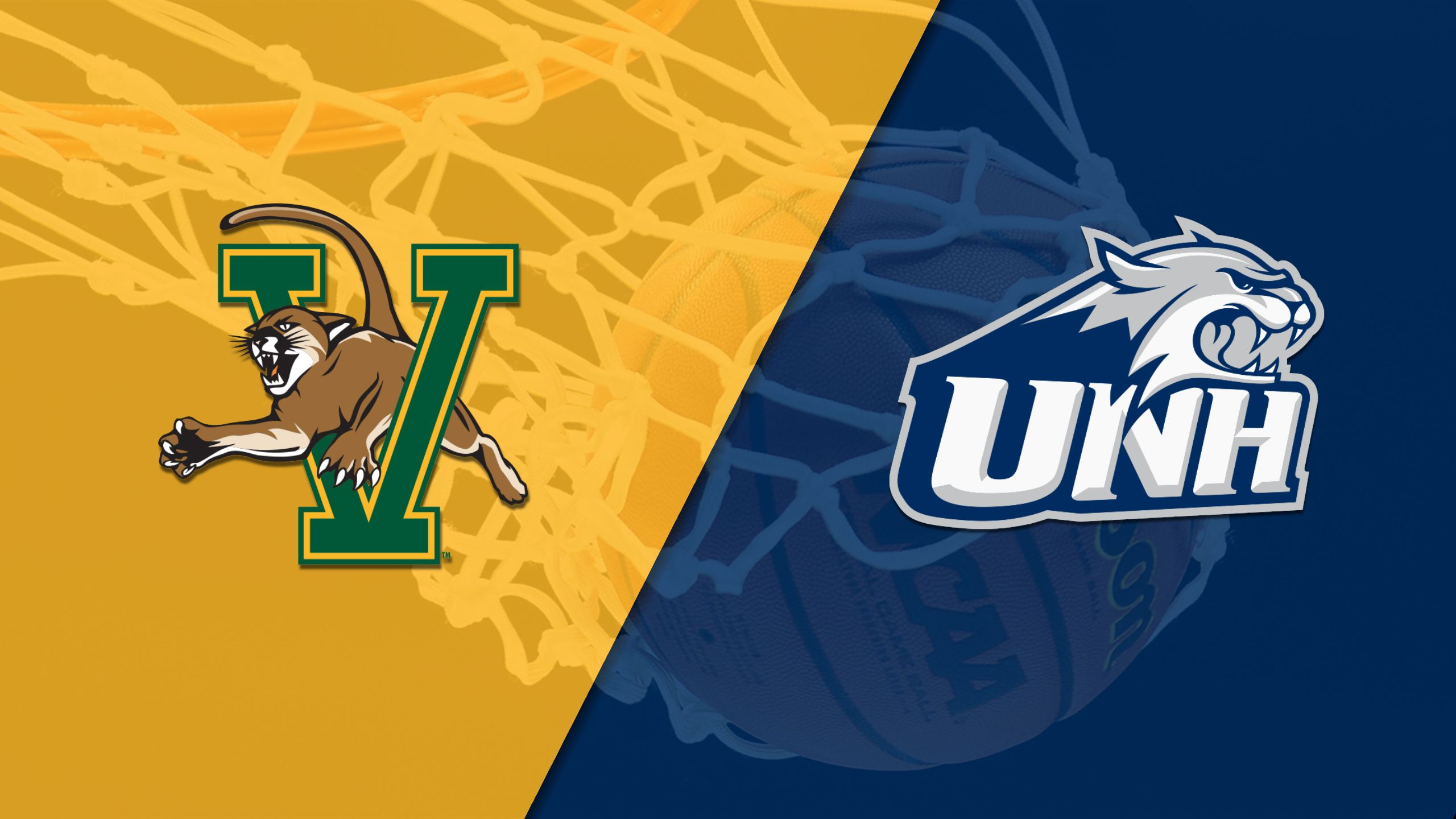Vermont vs. New Hampshire (M Basketball)