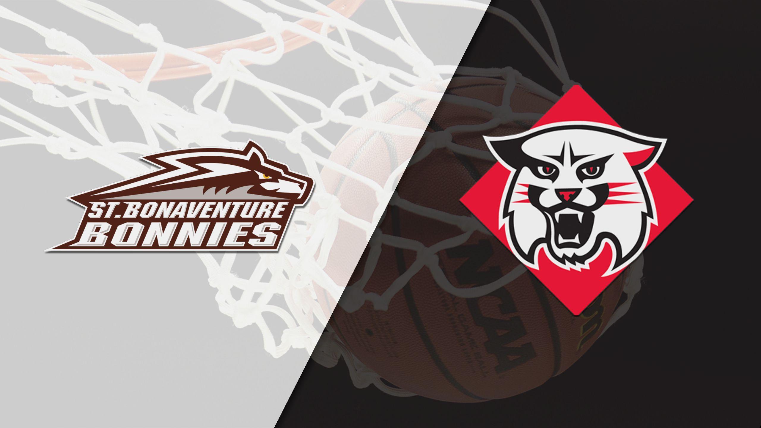 St. Bonaventure vs. Davidson (M Basketball)