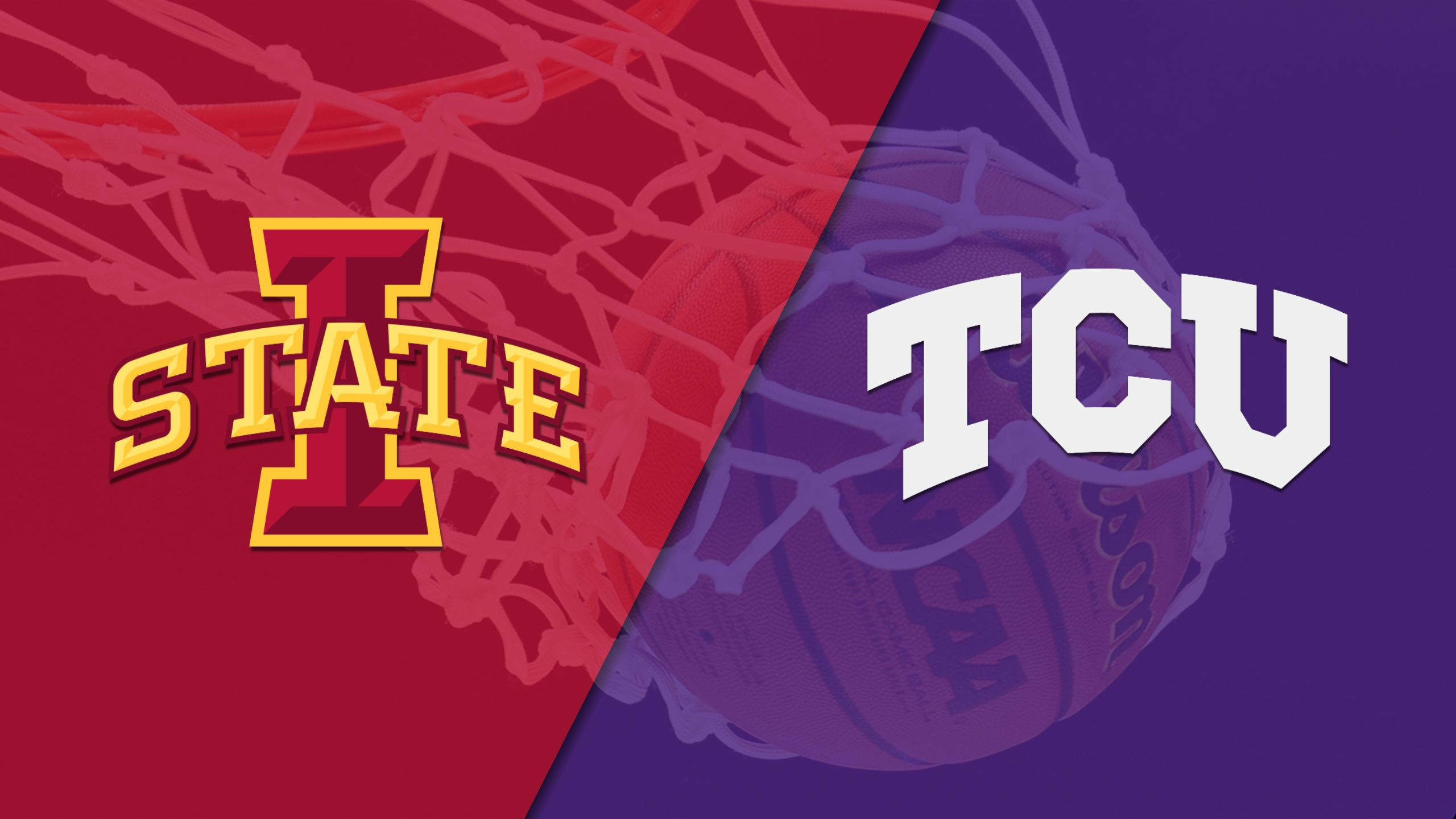 Iowa State vs. #24 TCU (M Basketball) (re-air)