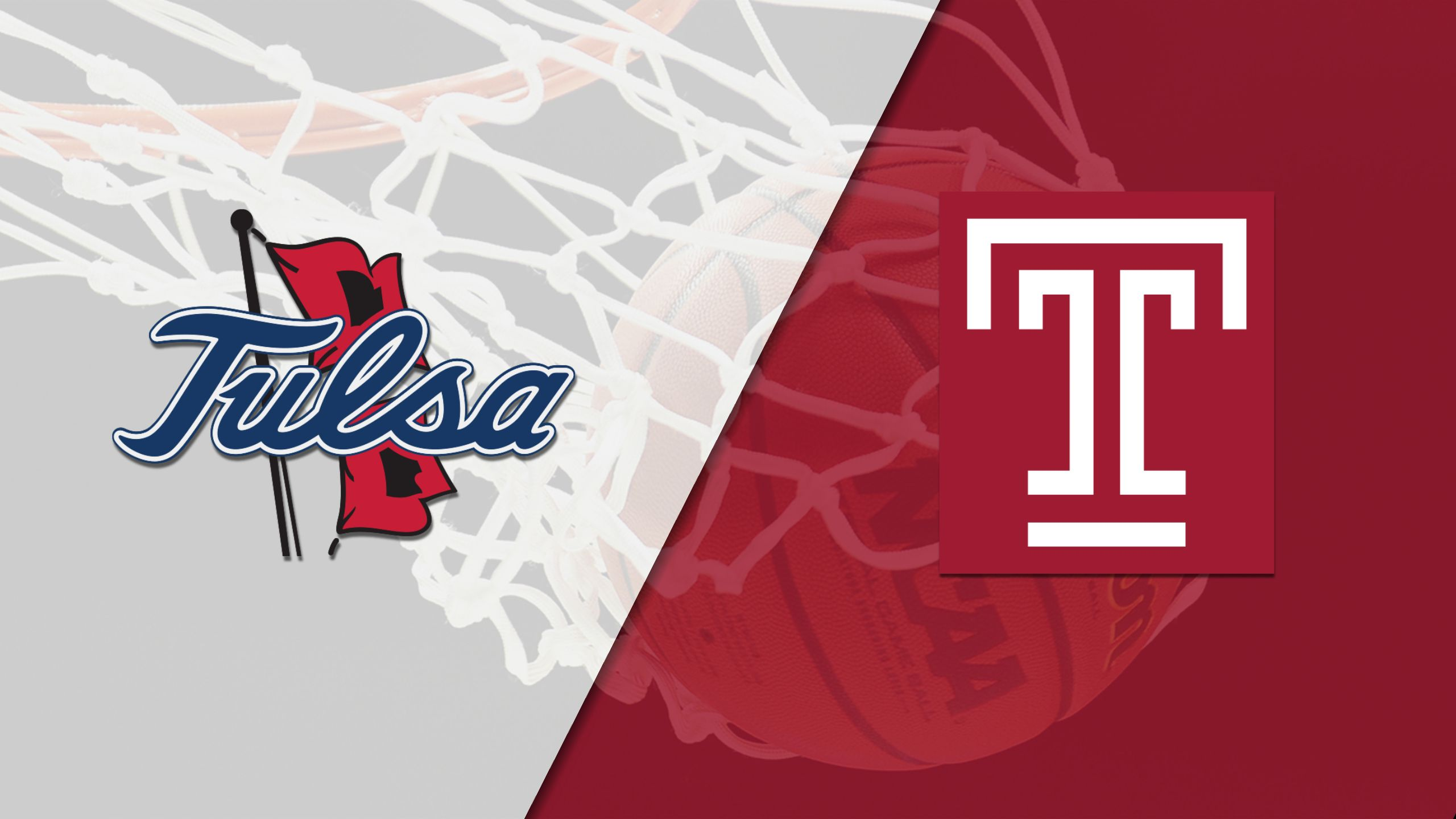 Tulsa vs. Temple (M Basketball)