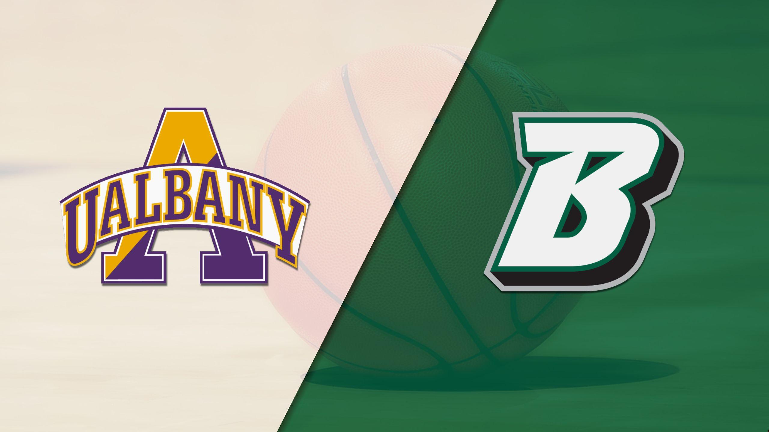 Albany vs. Binghamton (M Basketball)