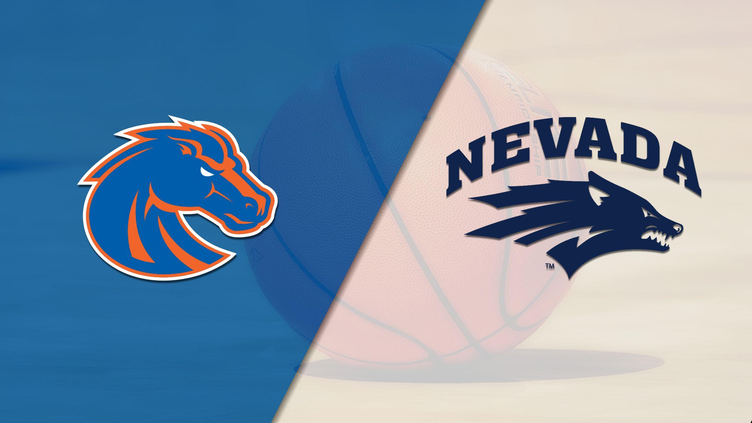 Boise State vs. Nevada (M Basketball)