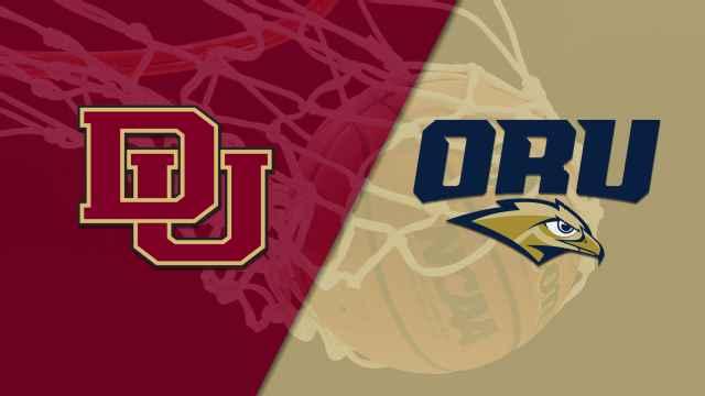 Denver vs. Oral Roberts (M Basketball)