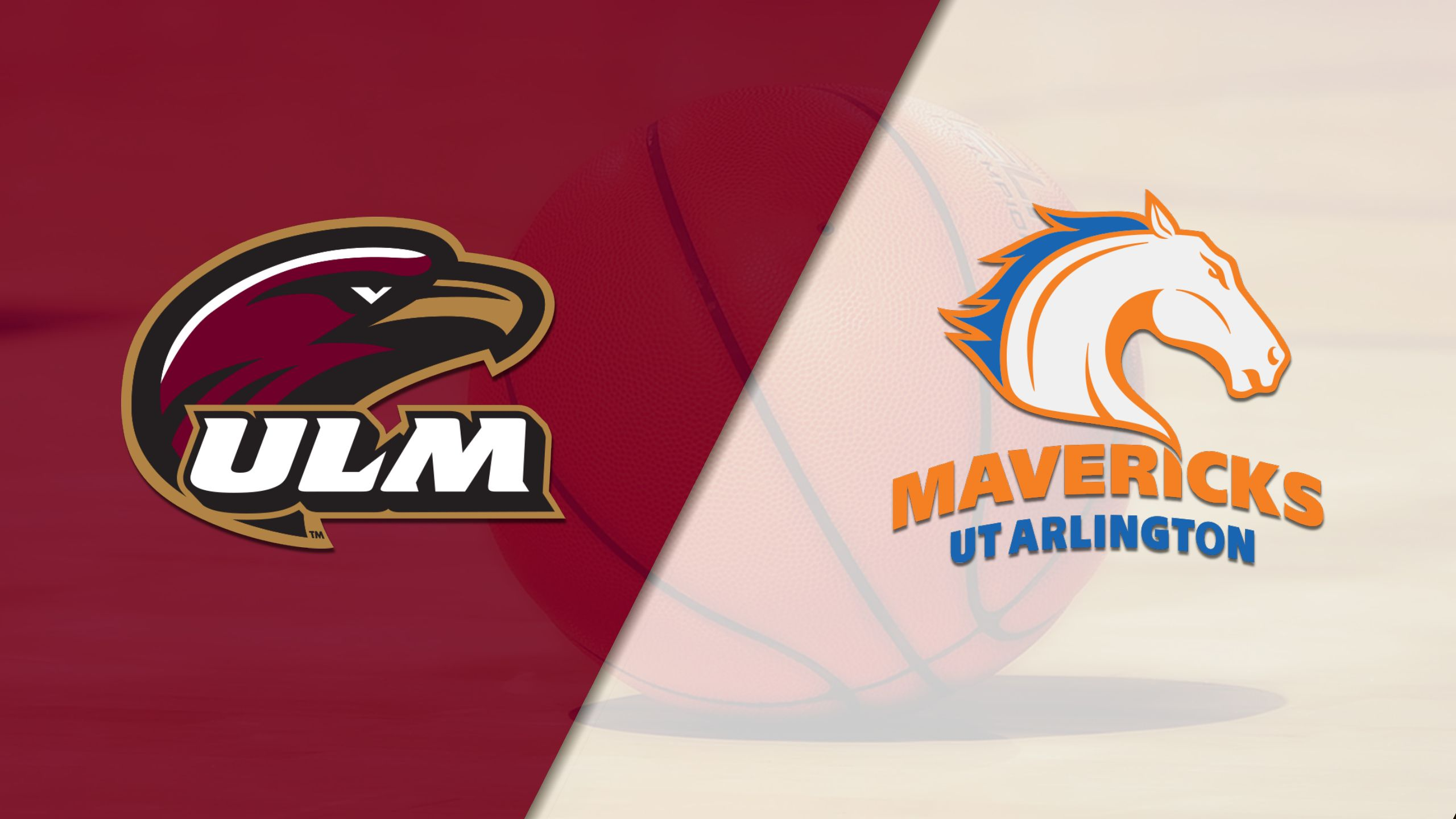 UL Monroe vs. UT Arlington (M Basketball)