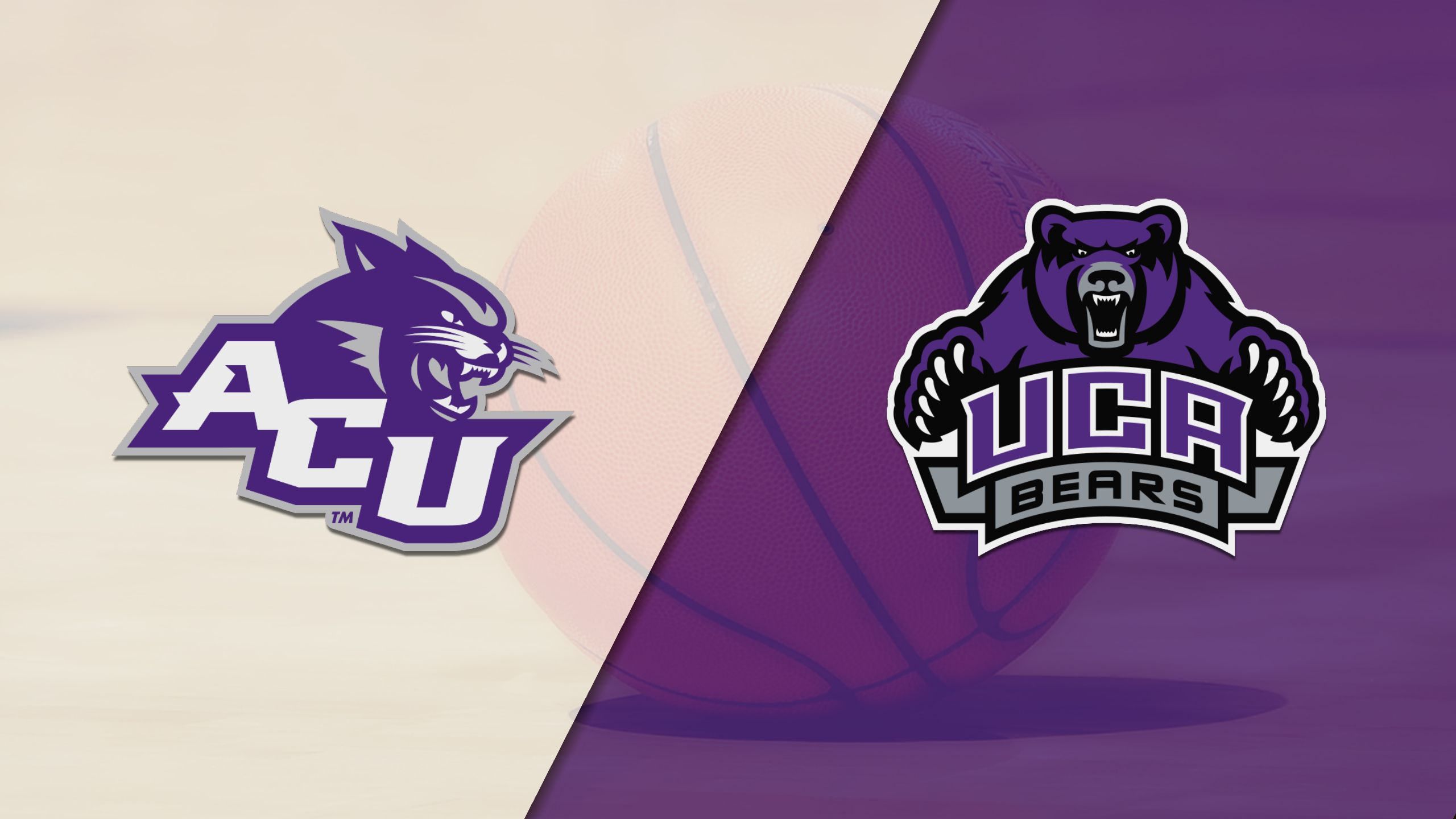 Abilene Christian vs. Central Arkansas (M Basketball)