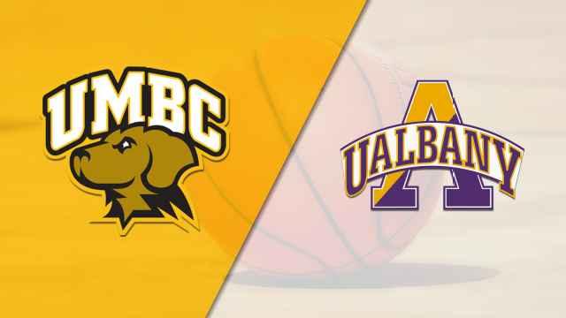 UMBC vs. Albany (M Basketball)