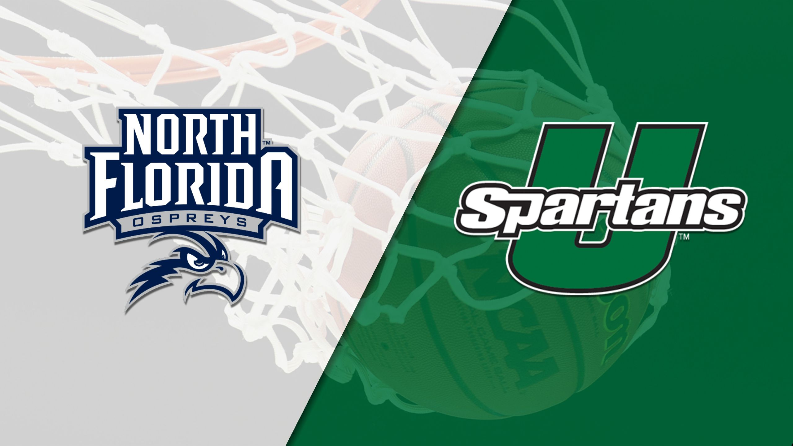 North Florida vs. South Carolina Upstate (M Basketball)