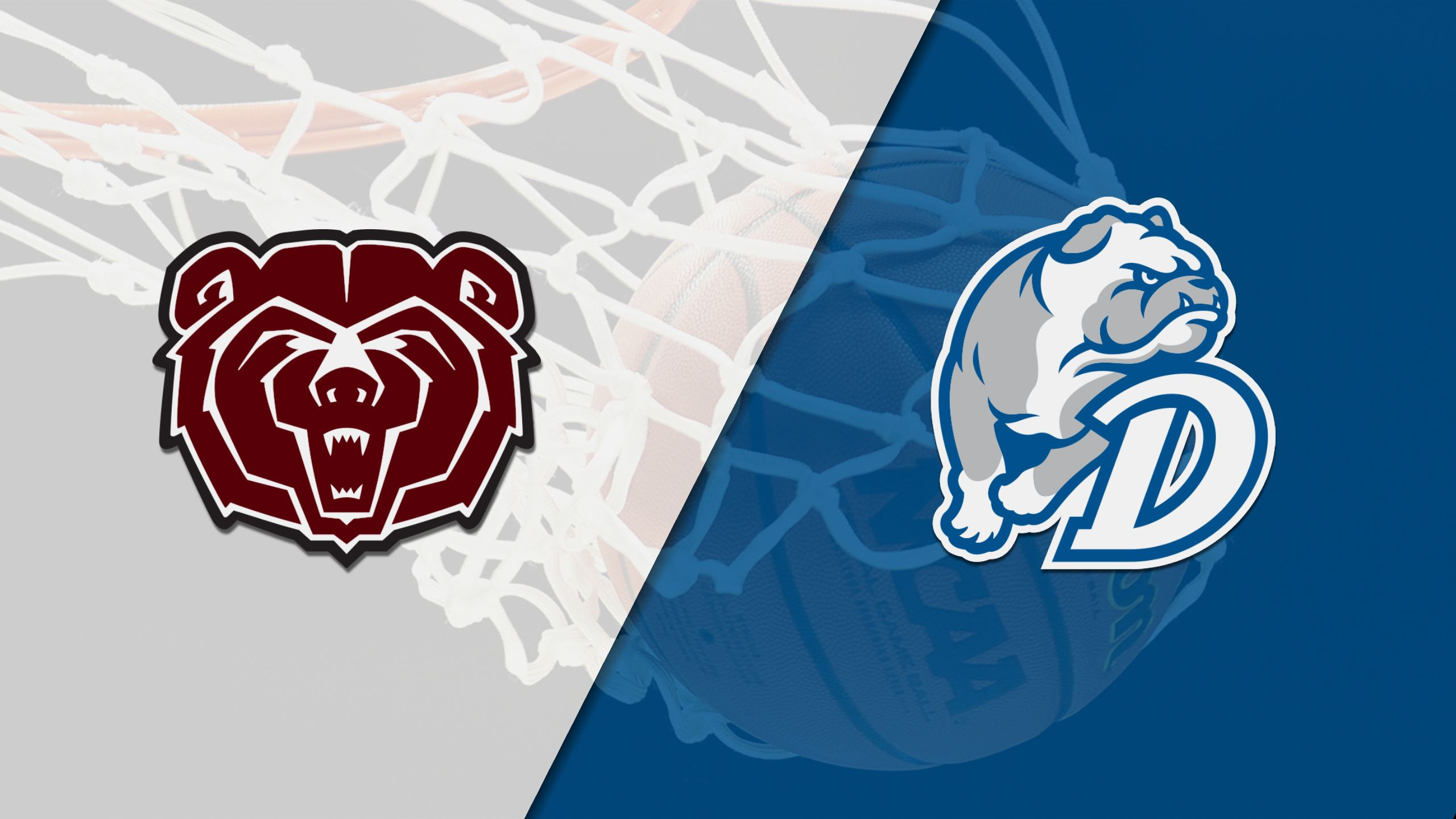Missouri State vs. Drake (M Basketball)
