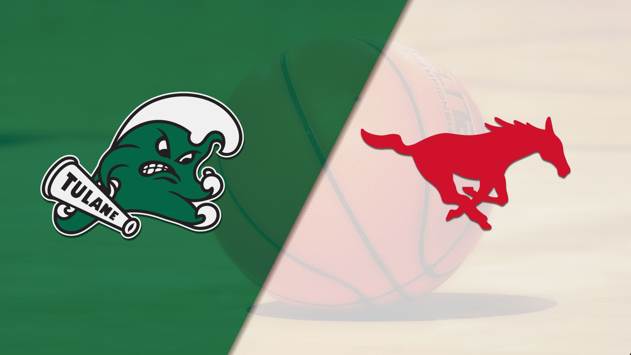 Tulane vs. SMU (M Basketball)