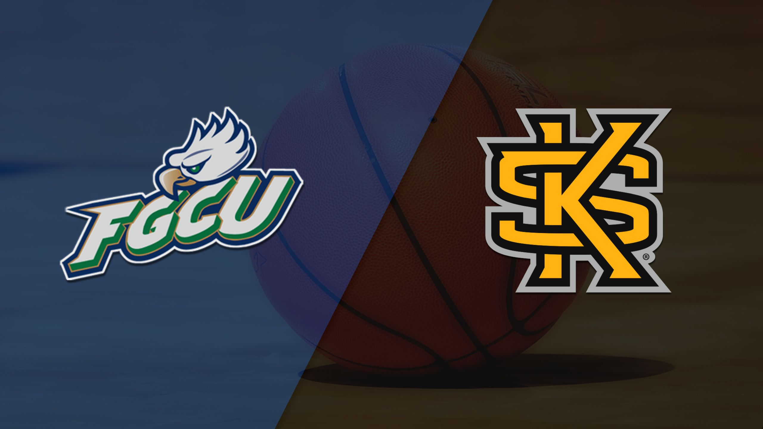 Florida Gulf Coast vs. Kennesaw State (M Basketball)