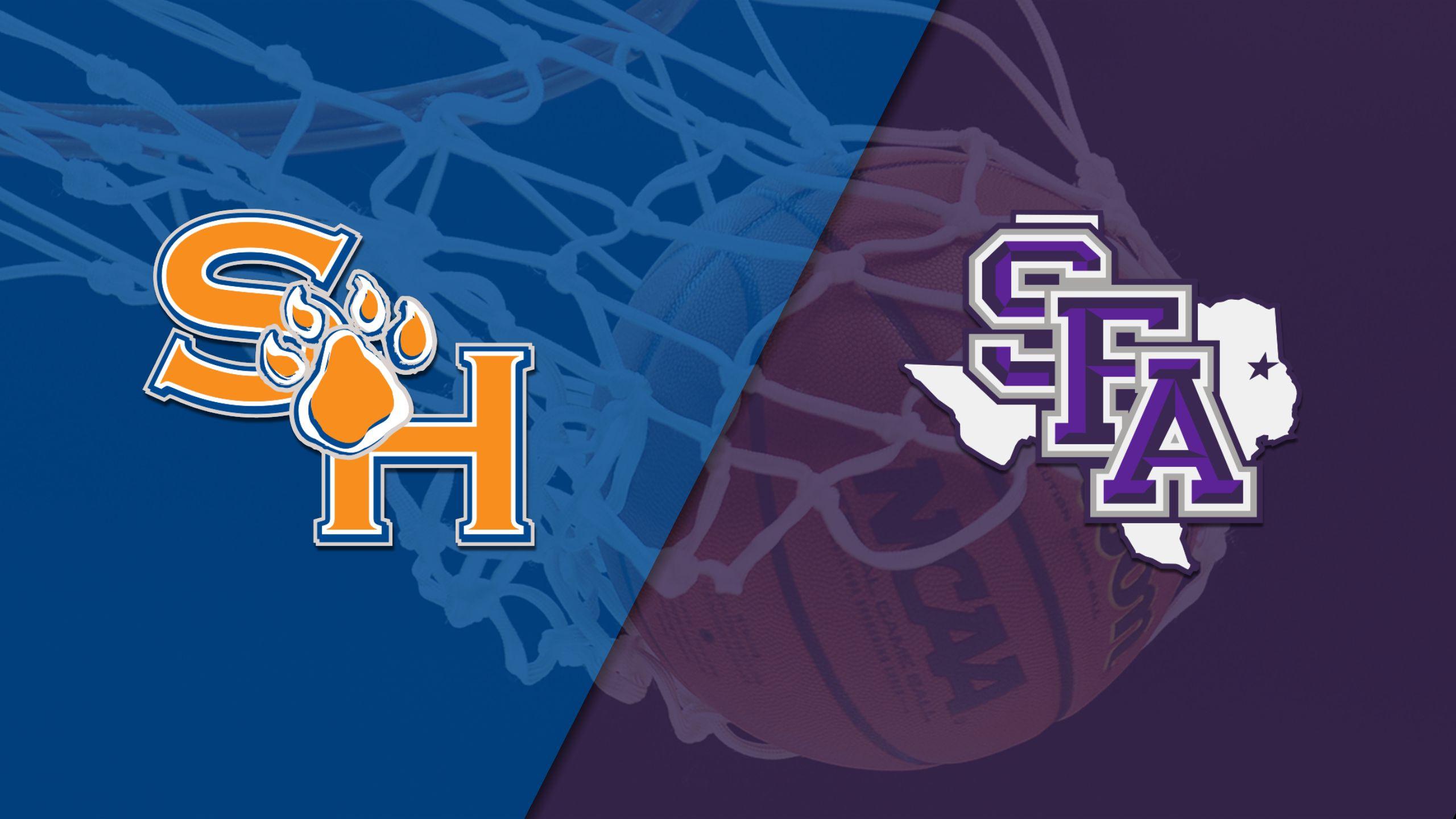 Sam Houston State vs. Stephen F. Austin (M Basketball)