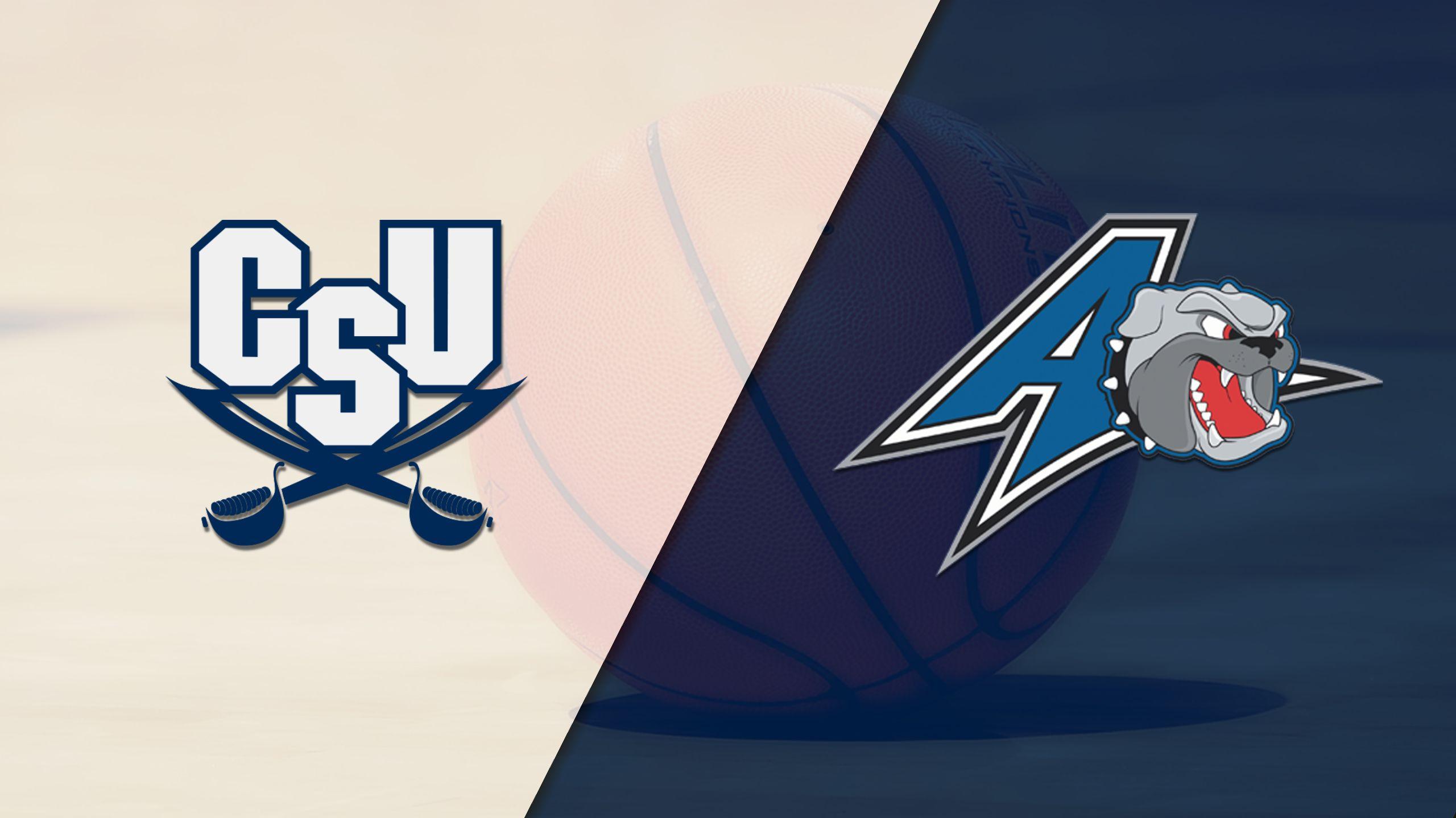 Charleston Southern vs. UNC Asheville (M Basketball)