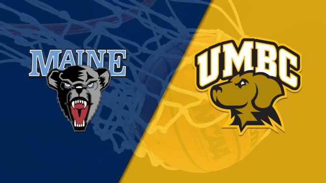 Maine vs. UMBC (M Basketball)