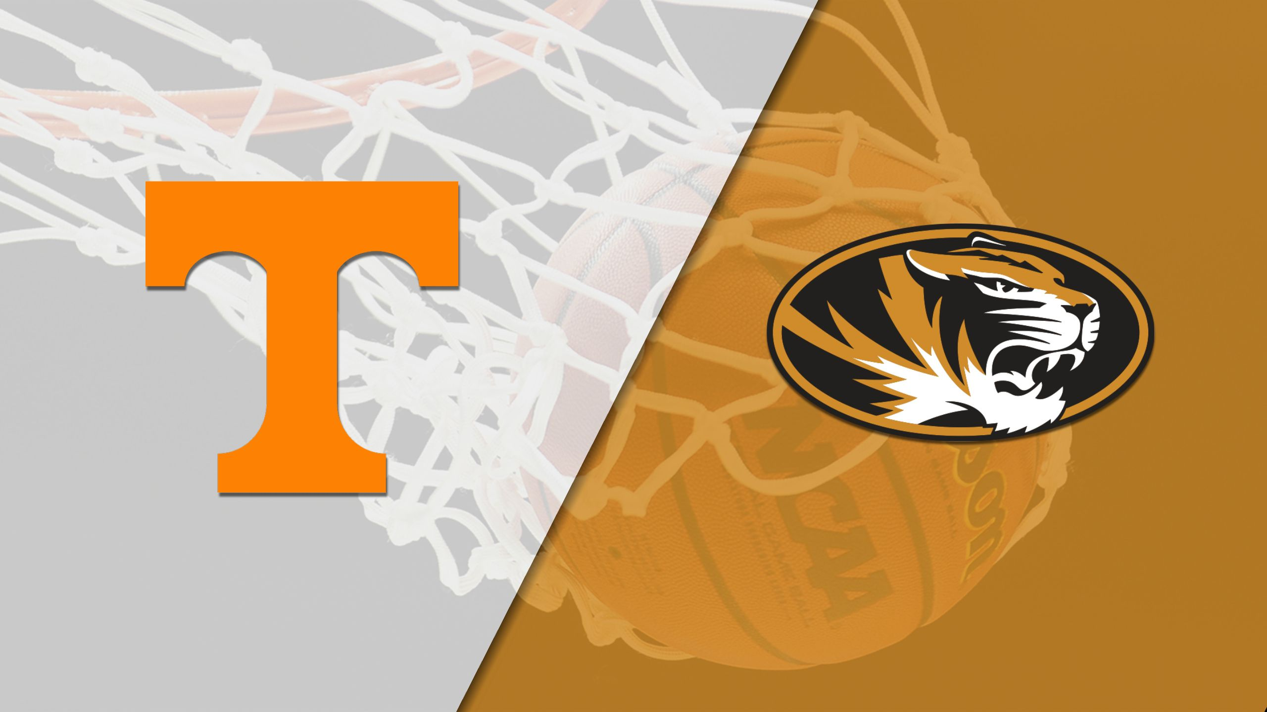 #21 Tennessee vs. Missouri (M Basketball) (re-air)