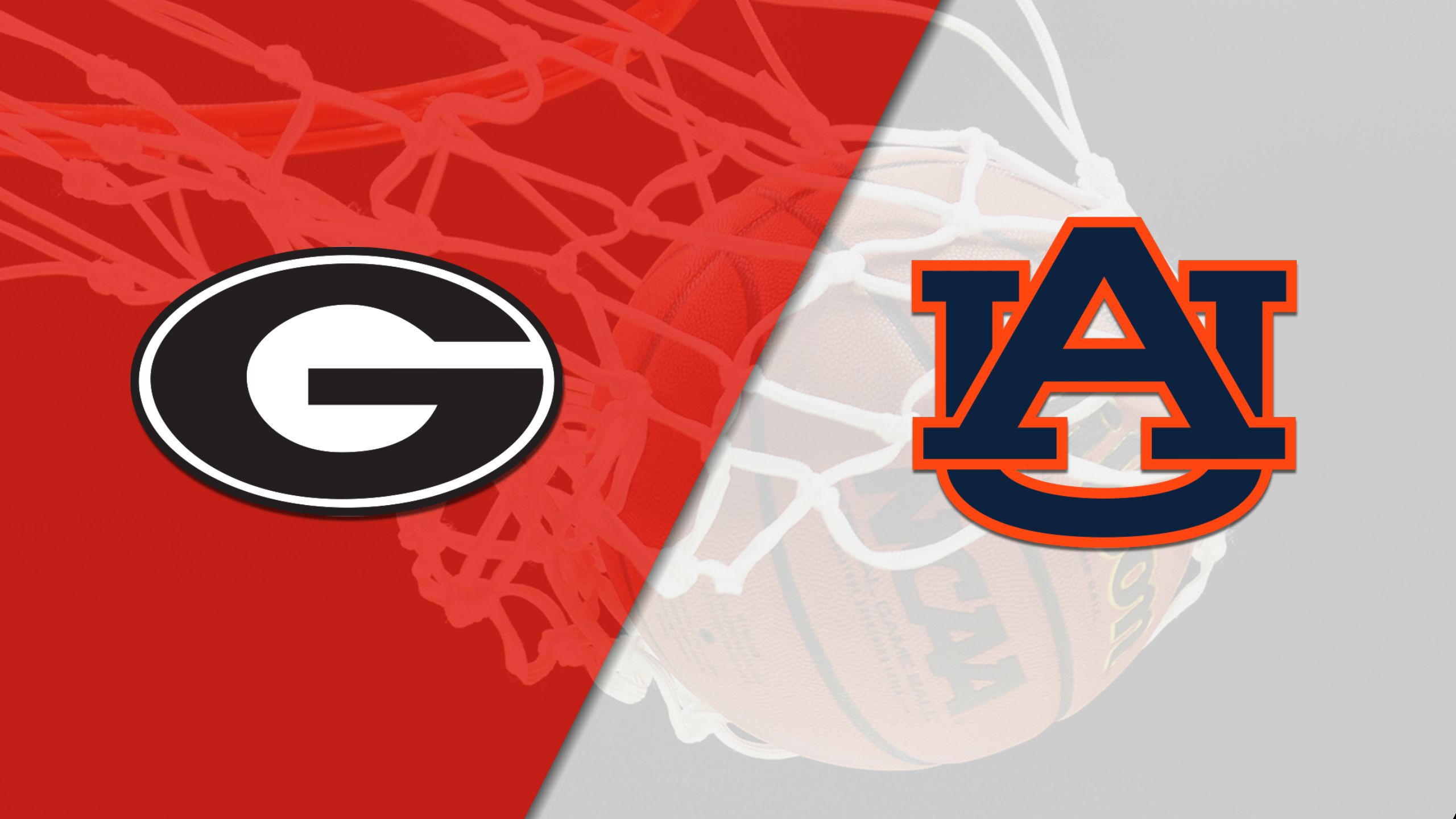 Georgia vs. #17 Auburn (M Basketball) (re-air)