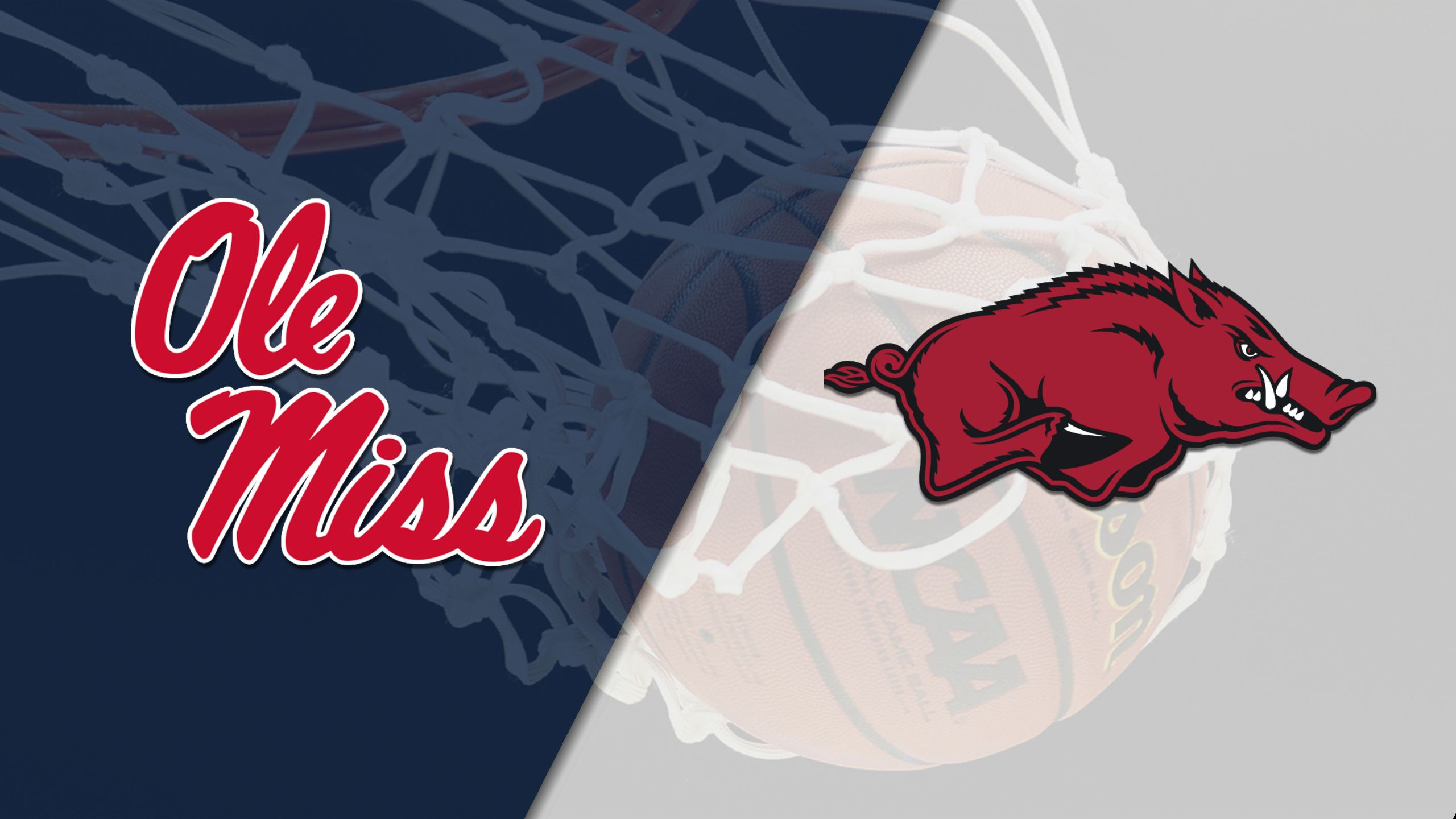 Ole Miss vs. Arkansas (M Basketball)